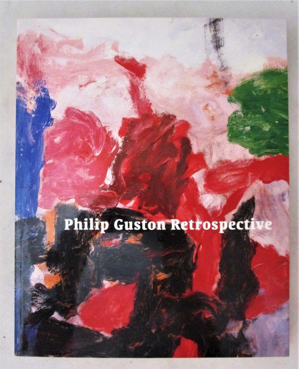 PHILIP GUSTON RETROSPECTIVE - 2004