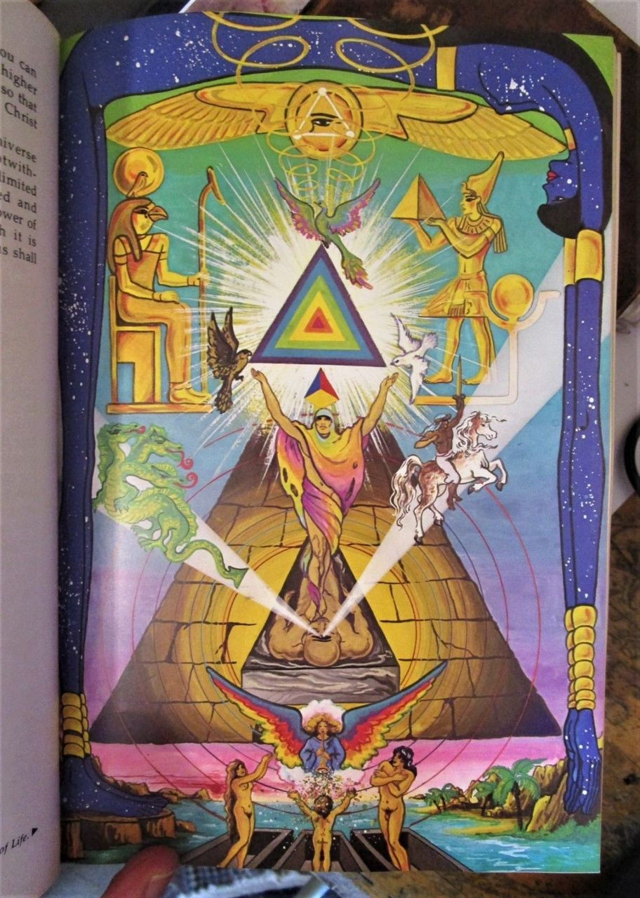 THE BOOK OF KNOWLEDGE: THE KEYS OF ENOCH, by JJ Hurtak - 1987