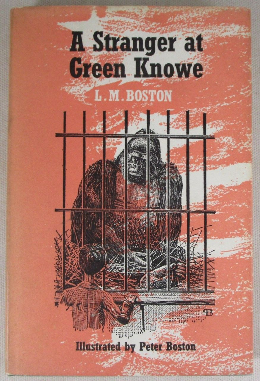 A STRANGER AT GREEN KNOWE, by L.M. Boston; Peter Boston - 1964 [1st Ed]