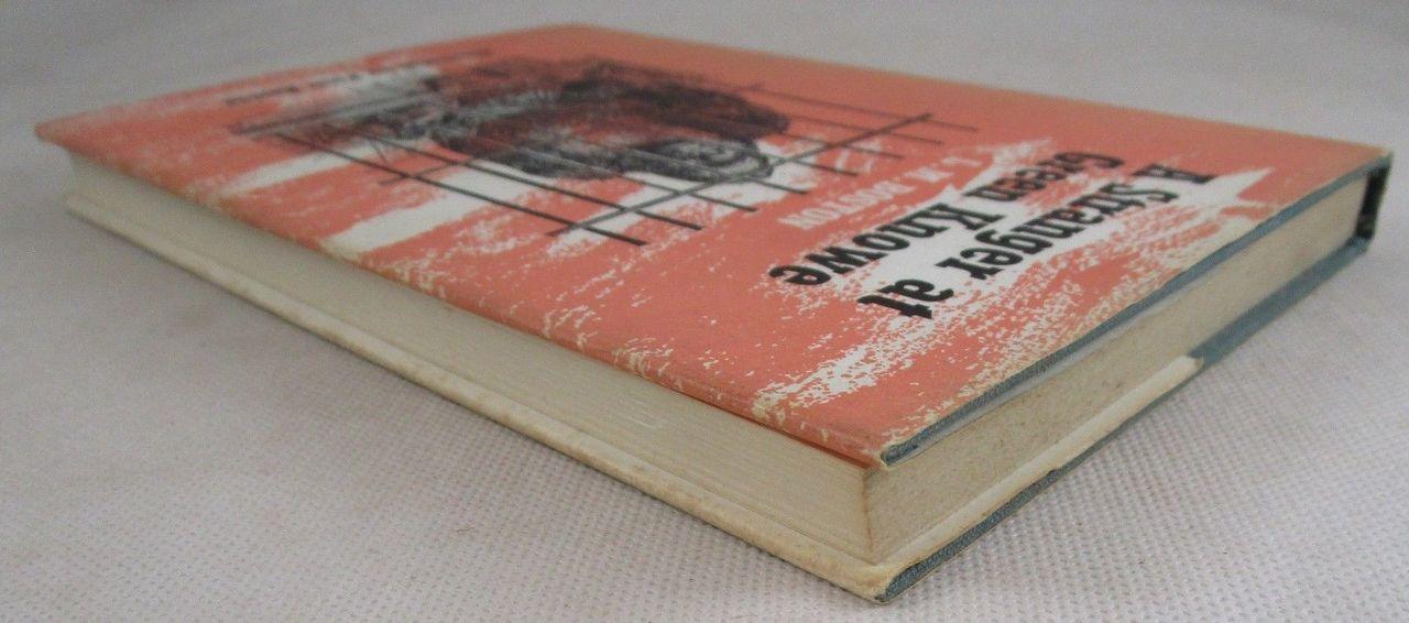 A STRANGER AT GREEN KNOWE, by L.M. Boston; Peter Boston - 1964 [1st Ed]