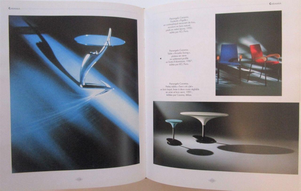 LE MOBILIER DU XXe SIECLE: DICTIONNAIRE DES CREATEURS, by Pierre Kjellberg - 1994