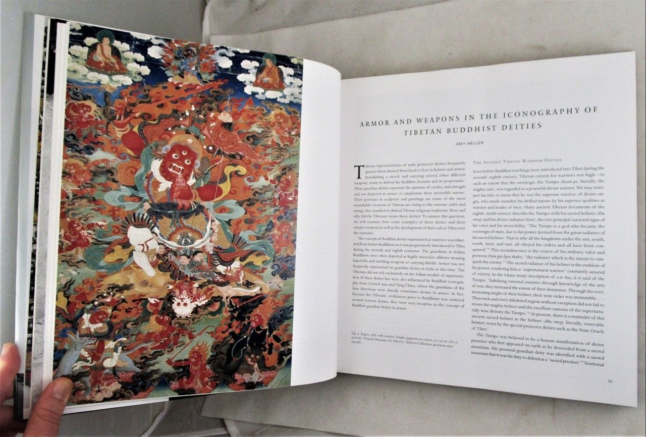 WARRIORS OF THE HIMALAYAS: REDISCOVERING THE ARMS AND ARMOR OF TIBET - 2006