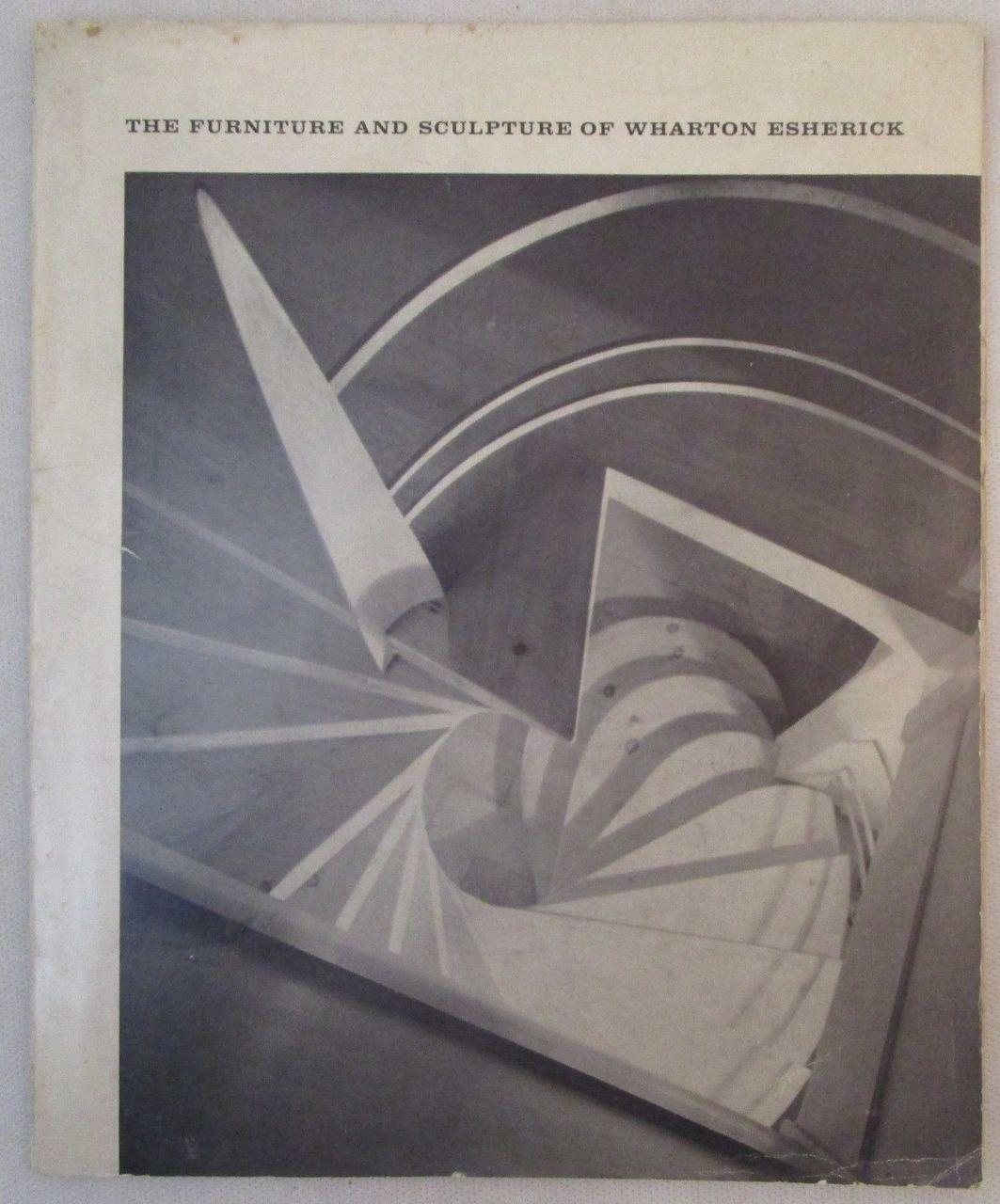 THE FURNITURE & SCULPTURE OF WHARTON ESHERICK - 1958
