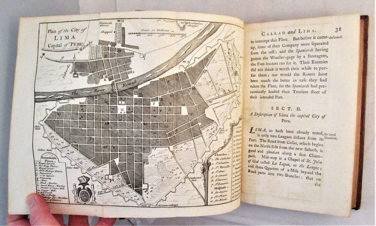 TRUE & PARTICULAR RELATION OF THE DREADFUL EARTHQUAKE AT LIMA, THE CAPITAL OF PERU - 1748