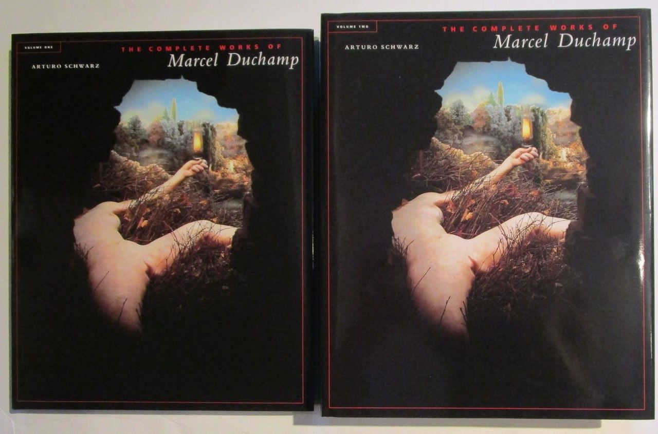 COMPLETE WORKS OF MARCEL DUCHAMP - 1997 [2 Vols]