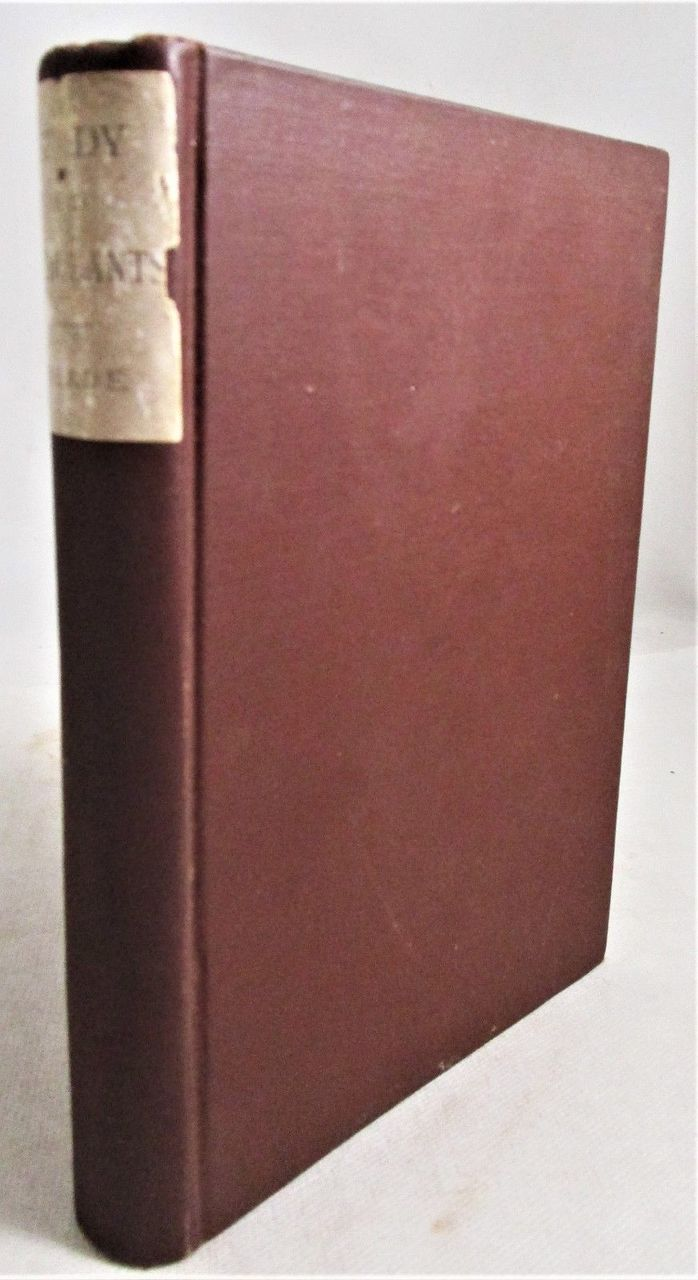 STUDY AND STIMULANTS, by A.A Reade - 1883 Alcohol Narcotics Famous Testimonies