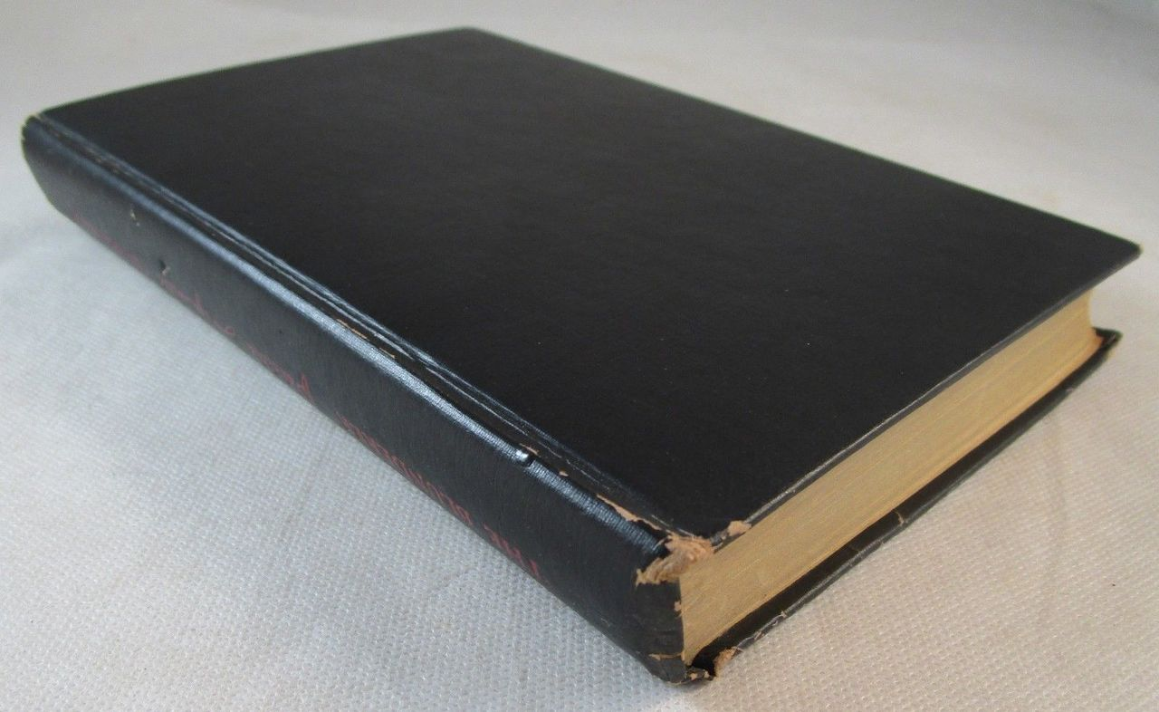 THE BLUNDERER, Patricia Highsmith - 1954 [1st Ed]