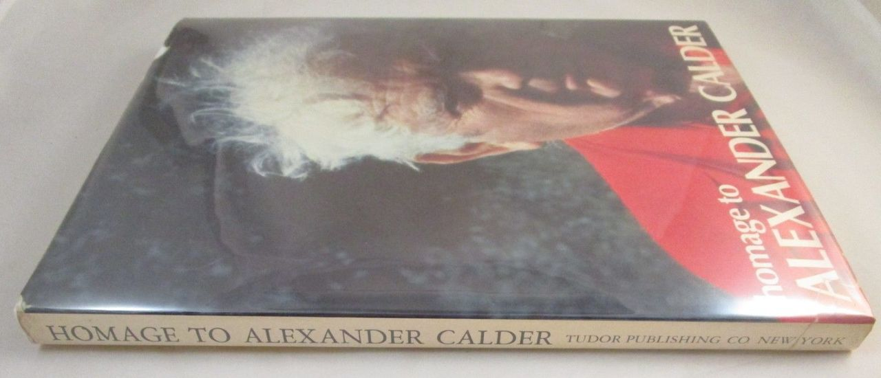 HOMAGE TO ALEXANDER CALDER - 1975 [Original Lithograph] XXe siecle Special Issue