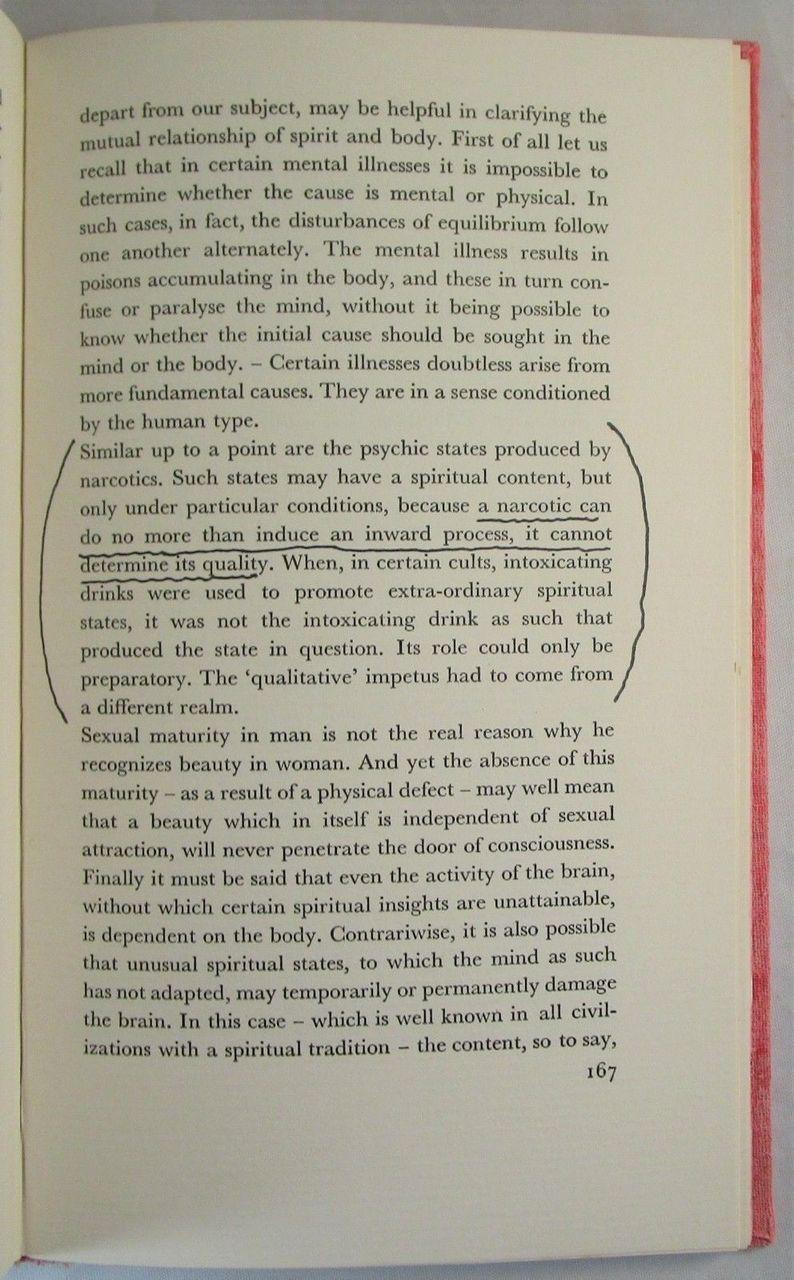 ALCHEMY, Titus Burckhardt - 1967 [1st English] Natural Philosophy Mysticism VG-
