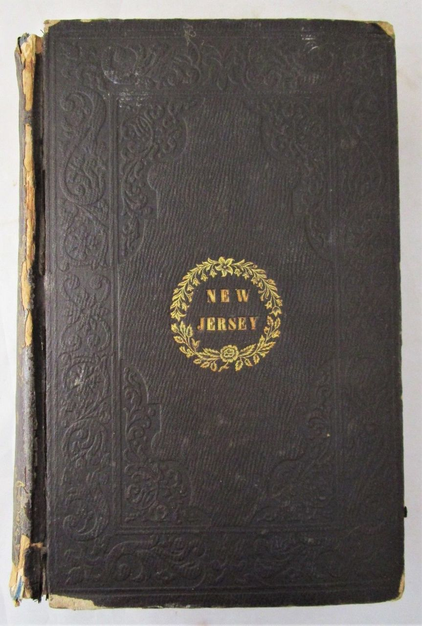 HISTORICAL COLLECTIONS OF THE STATE OF NEW JERSEY - 1844