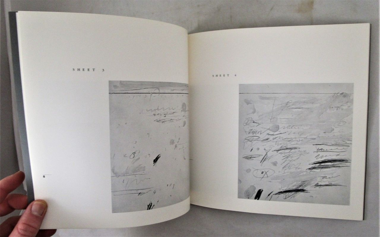 CY TWOMBLY: POEMS TO THE SEA, Dia Art Foundation - 1988