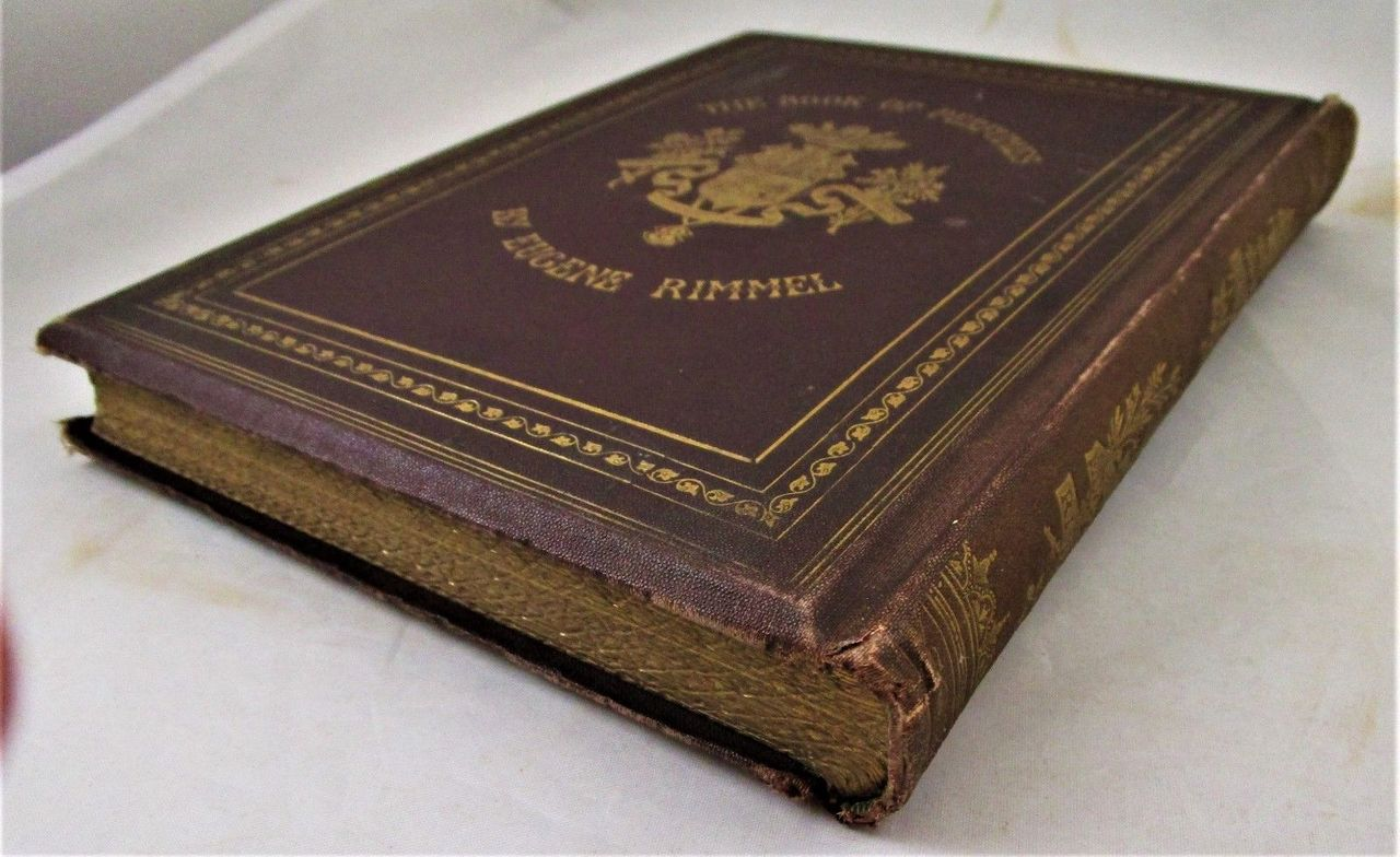 THE BOOK OF PERFUMES, by Eugene Rimmel - 1867