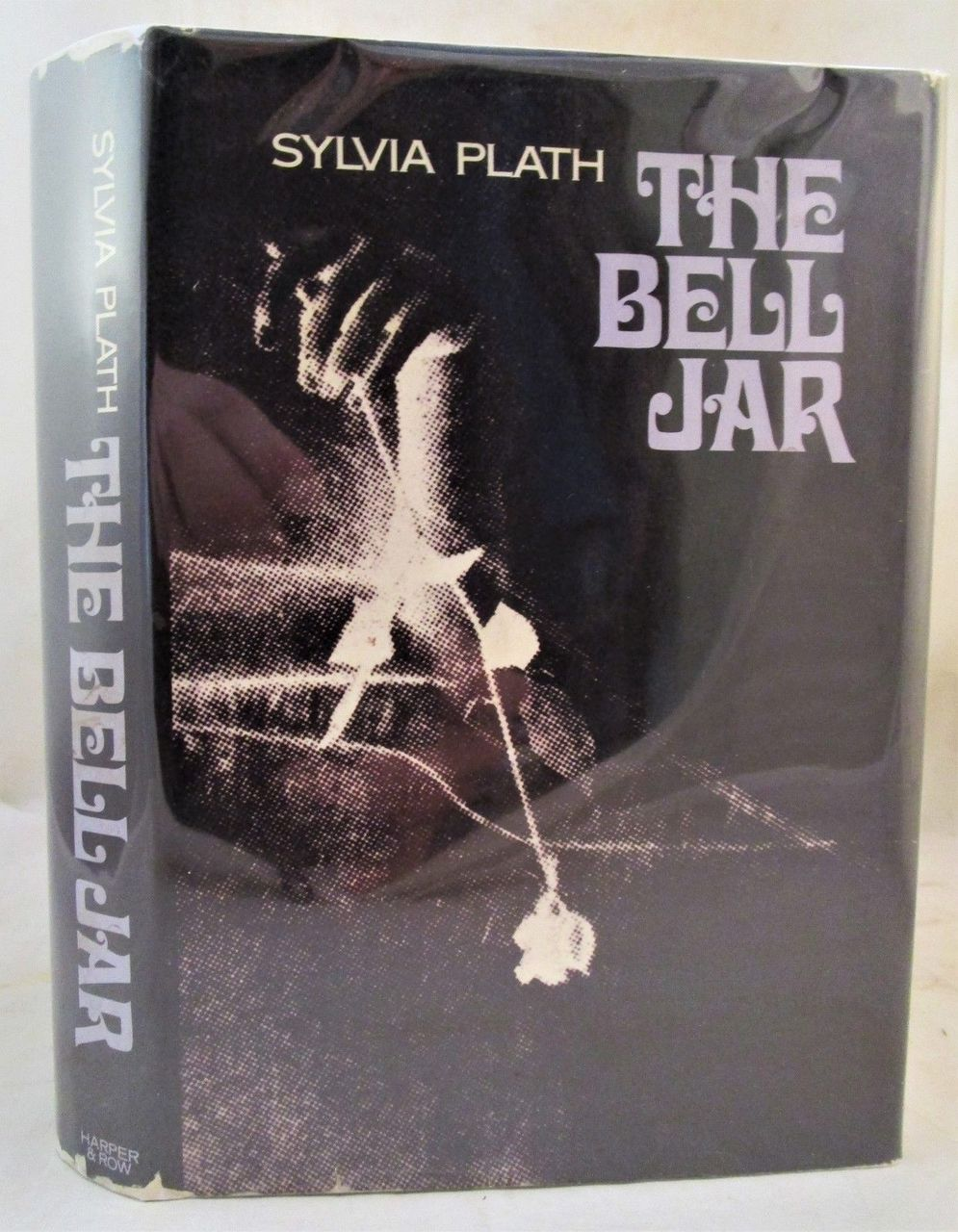 THE BELL JAR, by Sylvia Plath - 1971 [1st US Ed]