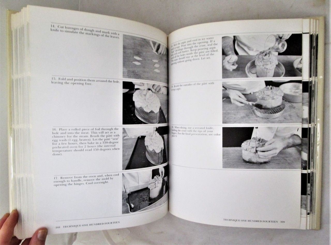 LA TECHNIQUE, by Jacques Pepin - 1976 [Signed 1st Ed] French Cooking Recipes DJ