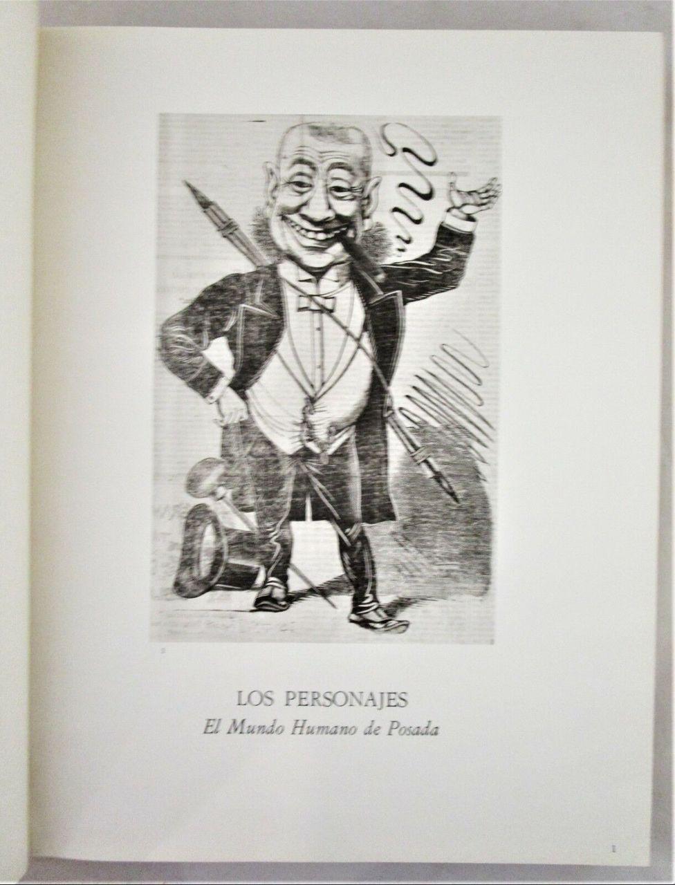 JOSE GUADALUPE POSADA: ILUSTRADOR DE LA VIDA MEXICANA - 1963