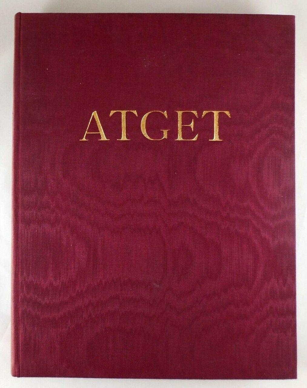 ATGET, PHOTOGRAPHE DE PARIS -1930 [1st Ed]
