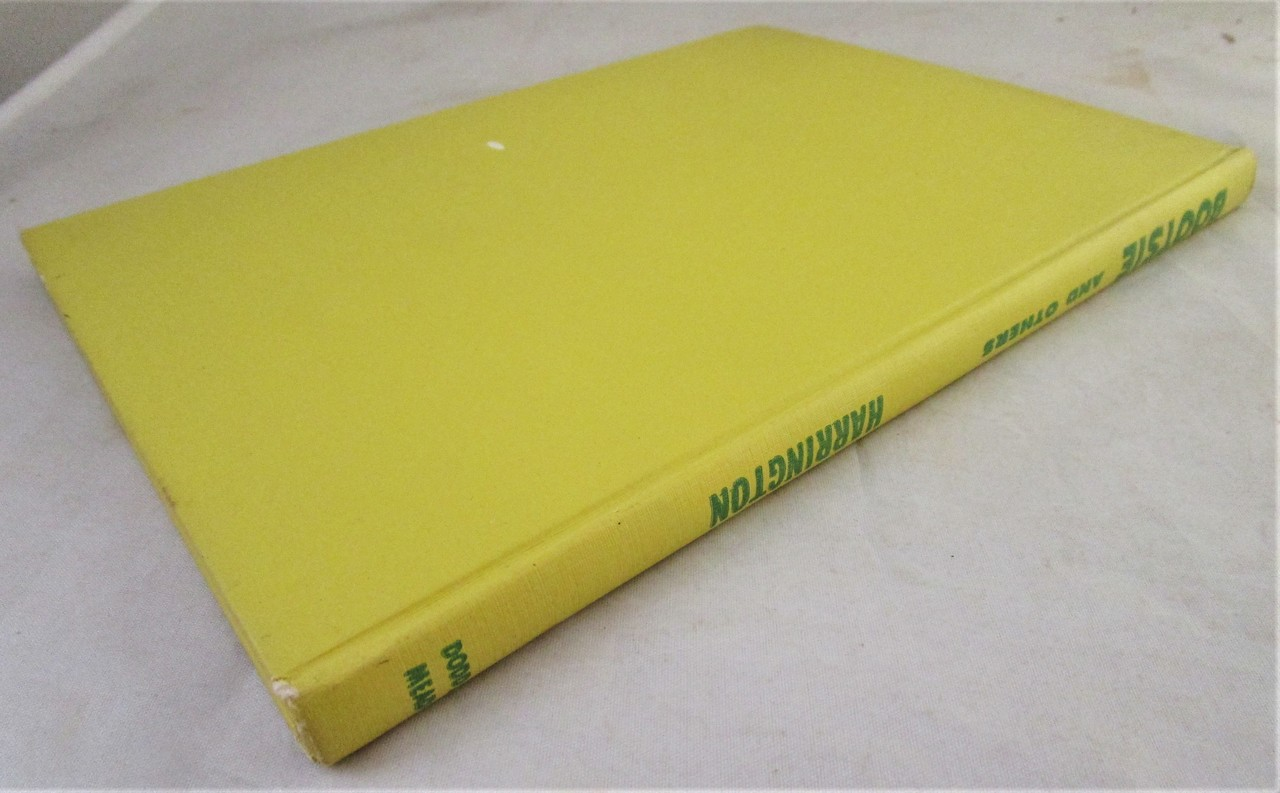 BOOTSIE AND OTHERS, by Ollie Harrington - 1958 [Signed 1st Ed]