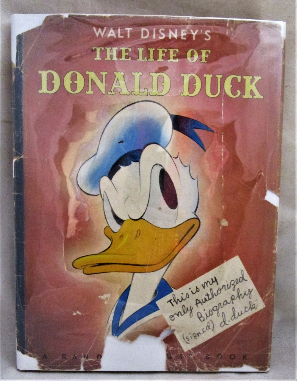 THE LIFE OF DONALD DUCK, by Walt Disney - 1941