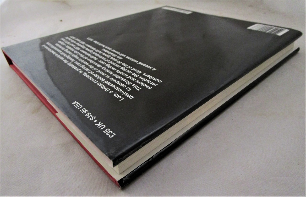 LOLA: THE ILLUSTRATED HISTORY 1957-1977, by J. Starkey & K. Wells - 1998