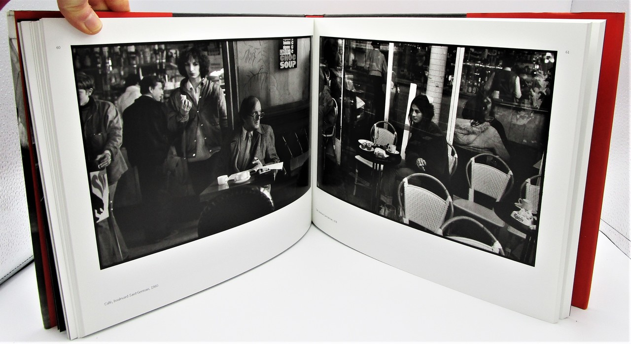 PARISIANS, by Peter Turnley - 2000 [Signed]