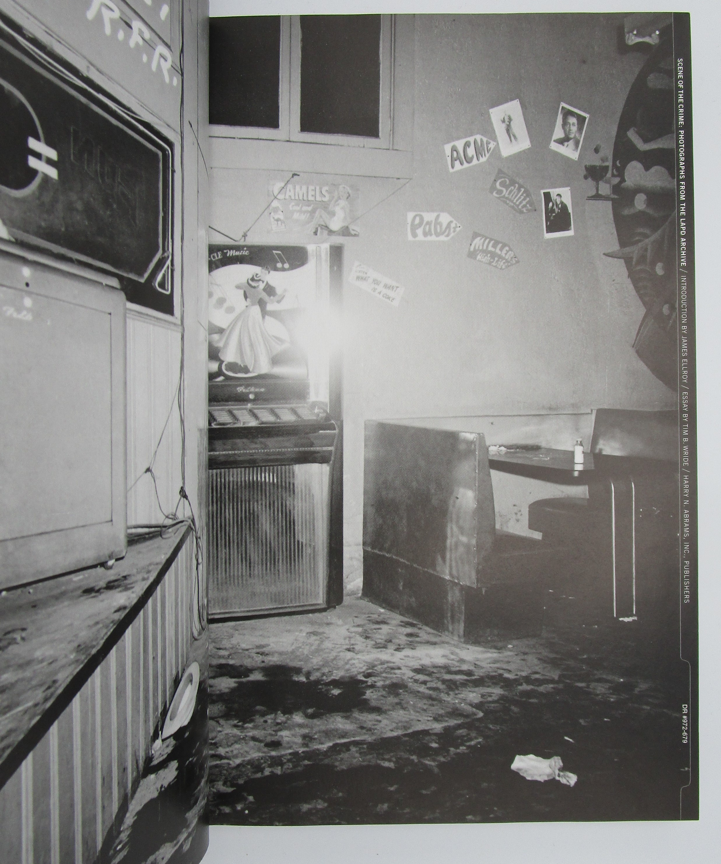 SCENE OF THE CRIME: Photographs From The LAPD Archive - 2004