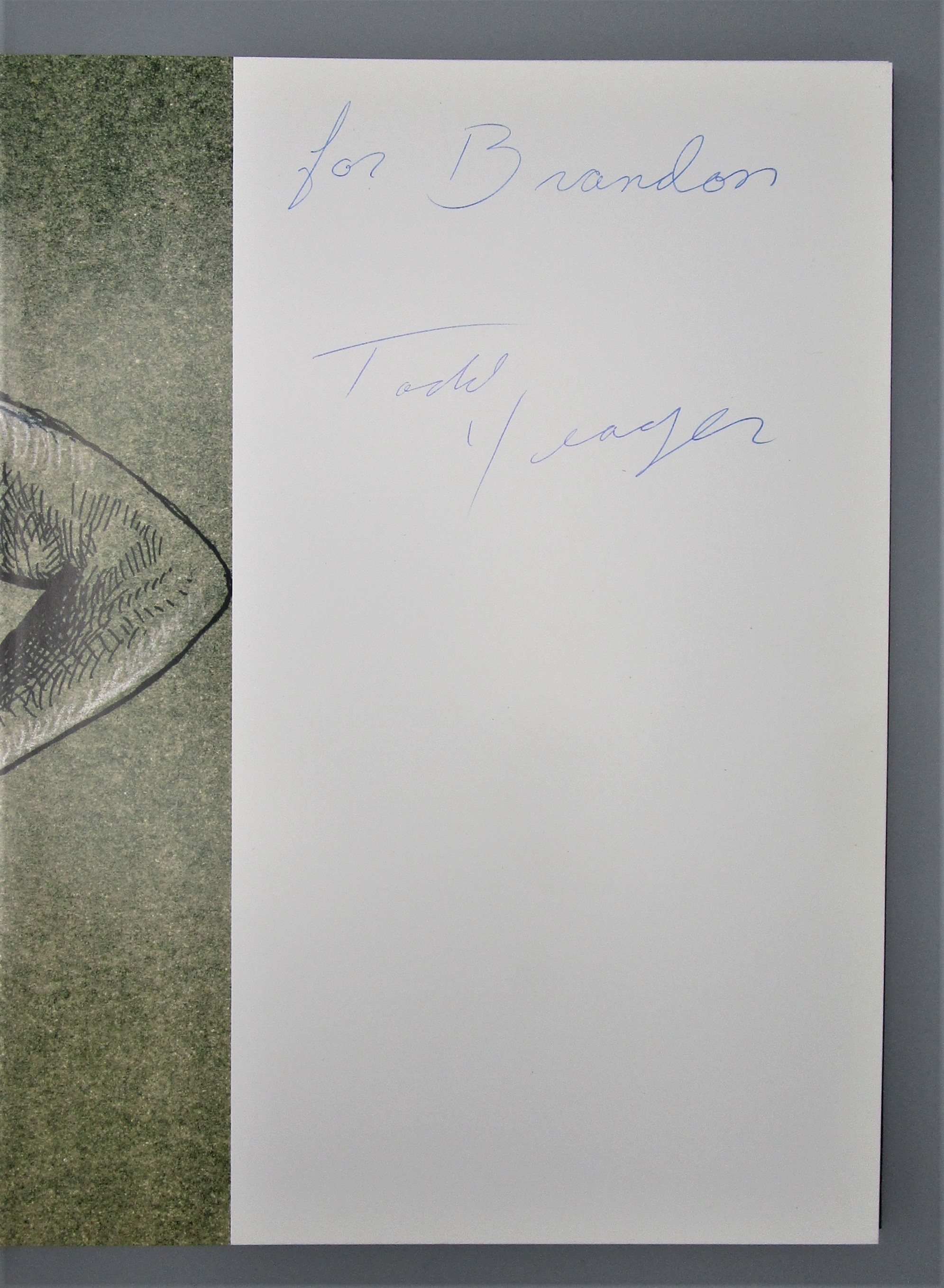 RASCALS. THE EROTIC FANTASIES OF TODD YEAGER , by Todd Yeager - 2008 [Signed]