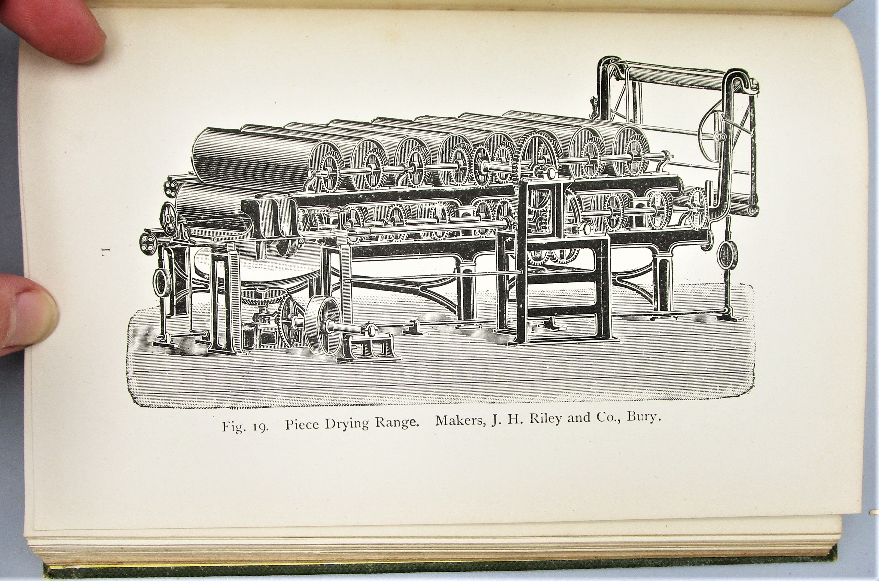 SILK DYEING, PRINTING, AND FINISHING, by George H. Hurst - 1892