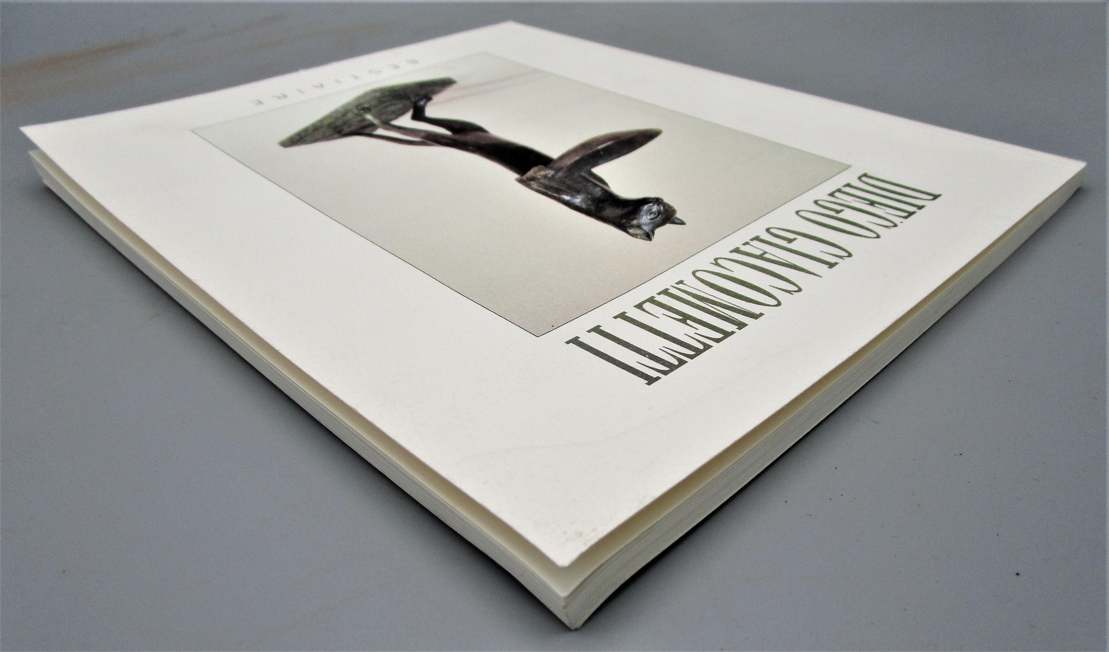LE BESTIAIRE DE DIEGO GIACOMETTI - 1997 *Exhibition*