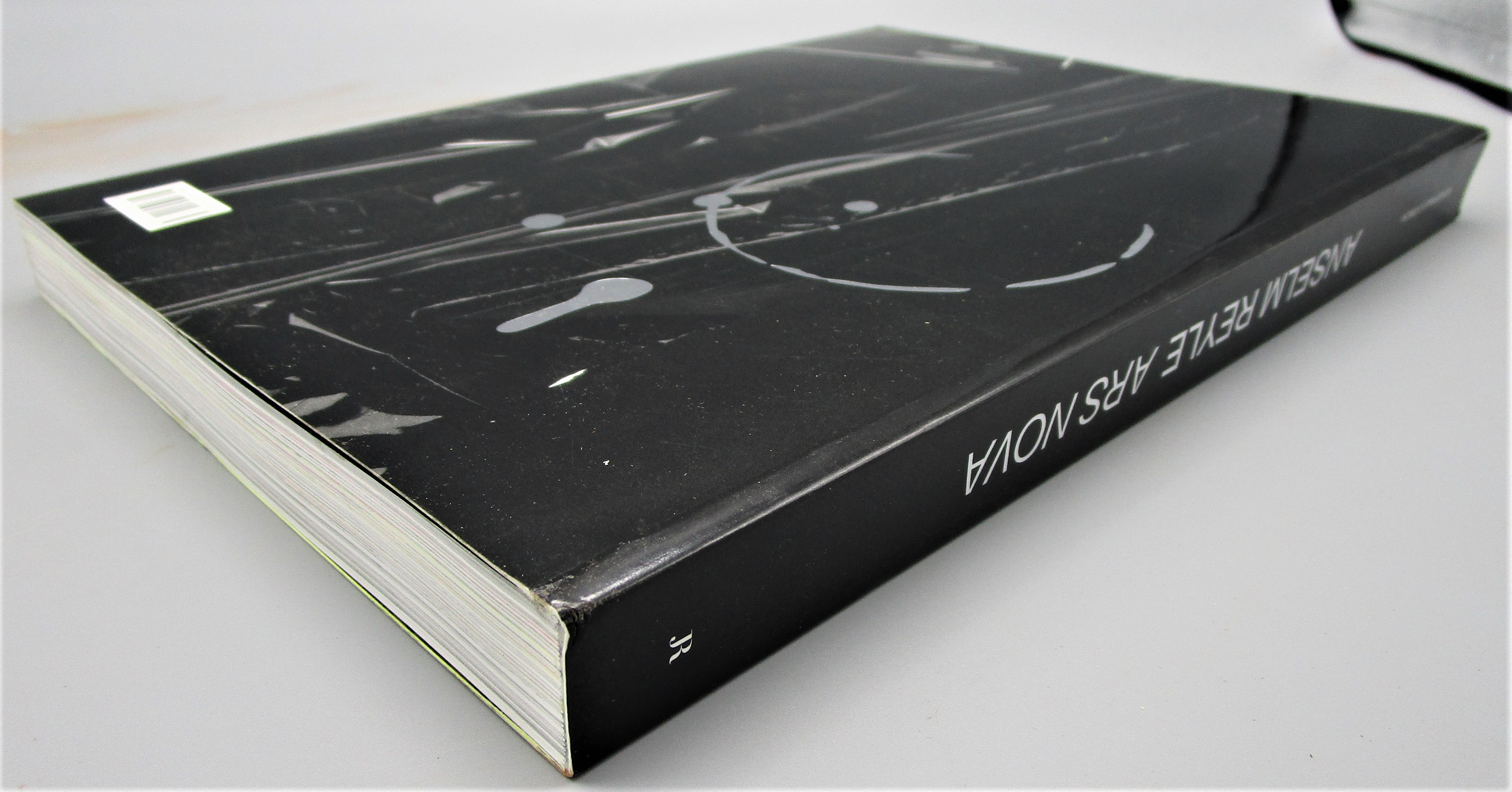 ARS NOVA, by Anselm Reyle - 2006