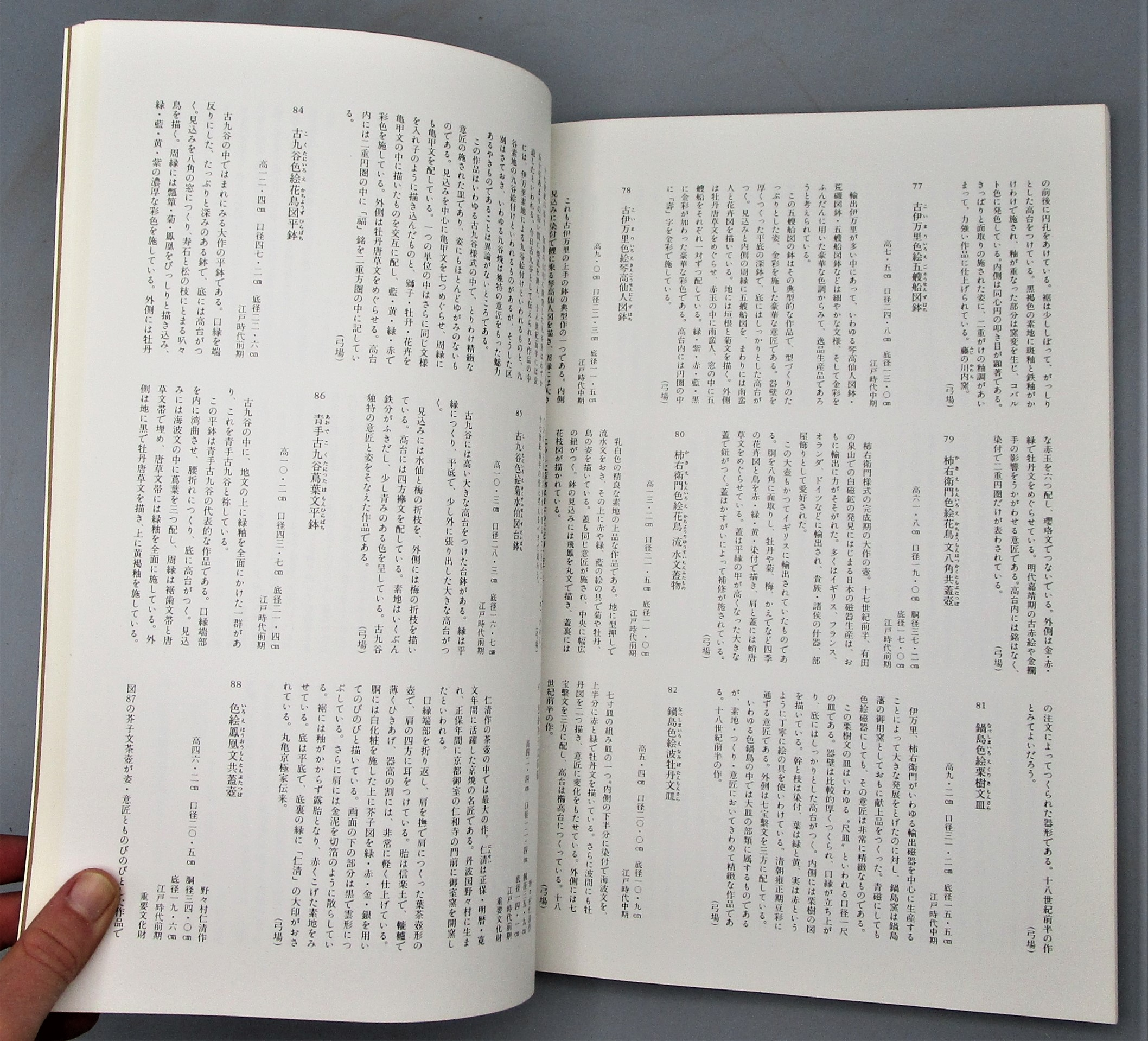 SELECTED MASTERPIECES FROM THE IDEMITSU COLLECTION - 1991 [2 Vols]