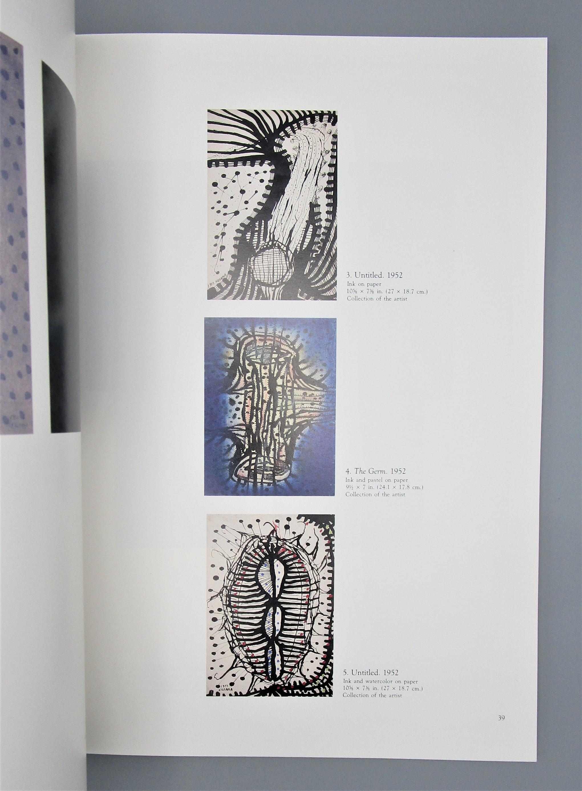 YAYOI KUSAMA: A RETROSPECTIVE, by Center for Int'l Contemporary Arts  - 1989