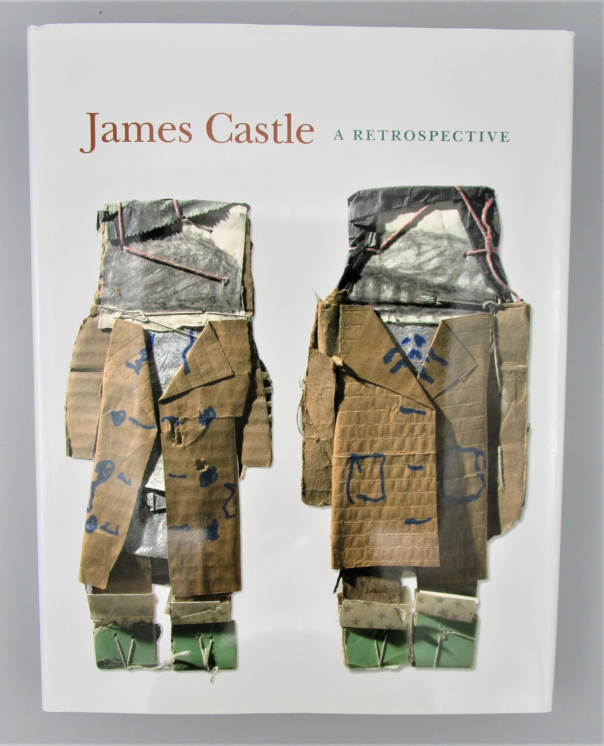 JAMES CASTLE: A RETROSPECTIVE, by James Castle &  Ann Percy - 2008