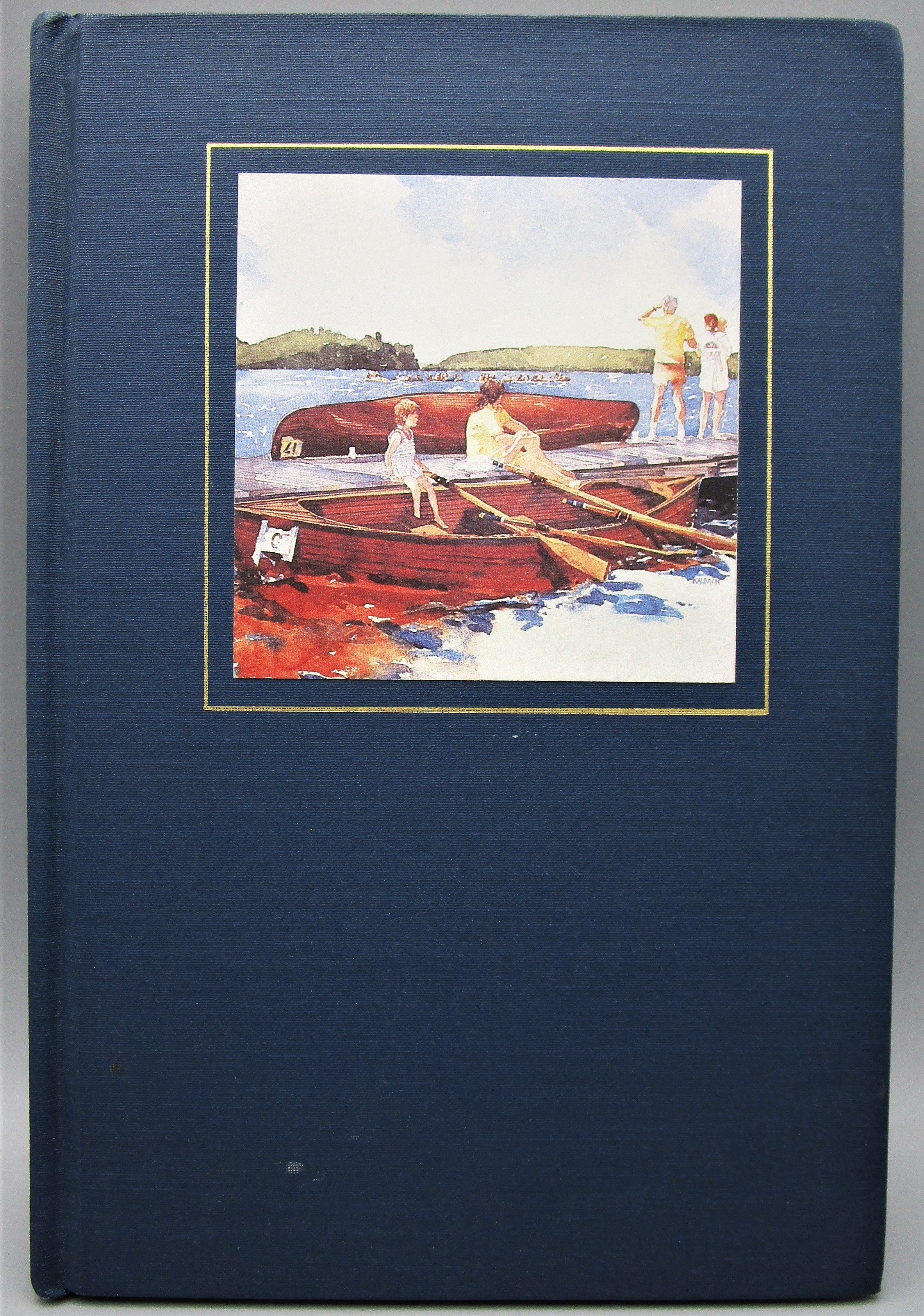 THE CHILDREN'S REGATTA, by C. Gorham Phillips - 1992 [Signed w/ALS]