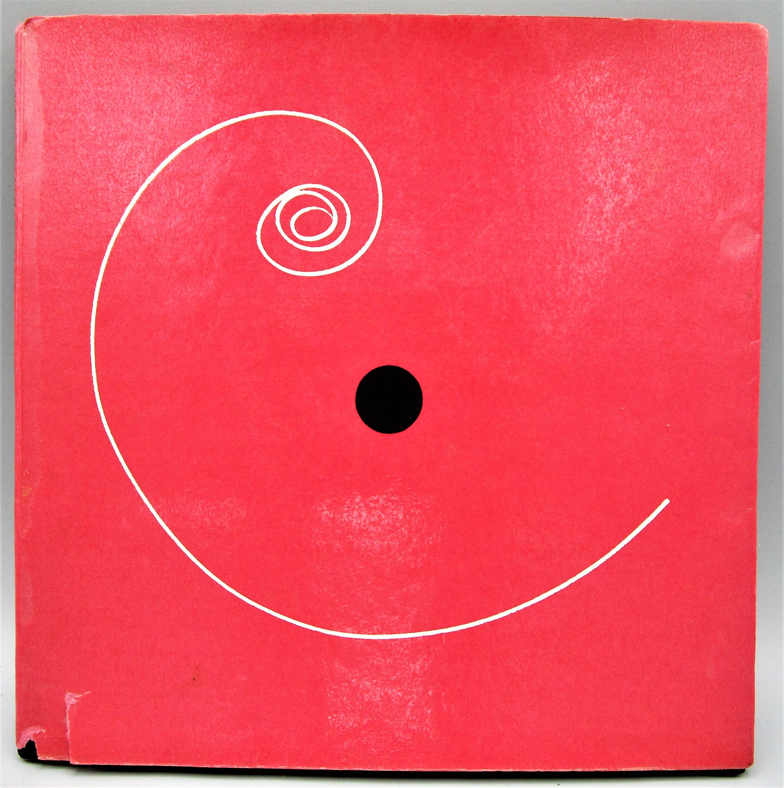 LIBRO ILLEGGIBILE N.Y. 1, by Bruno Munari - 1967 [Ltd Ed: 1625/2000]