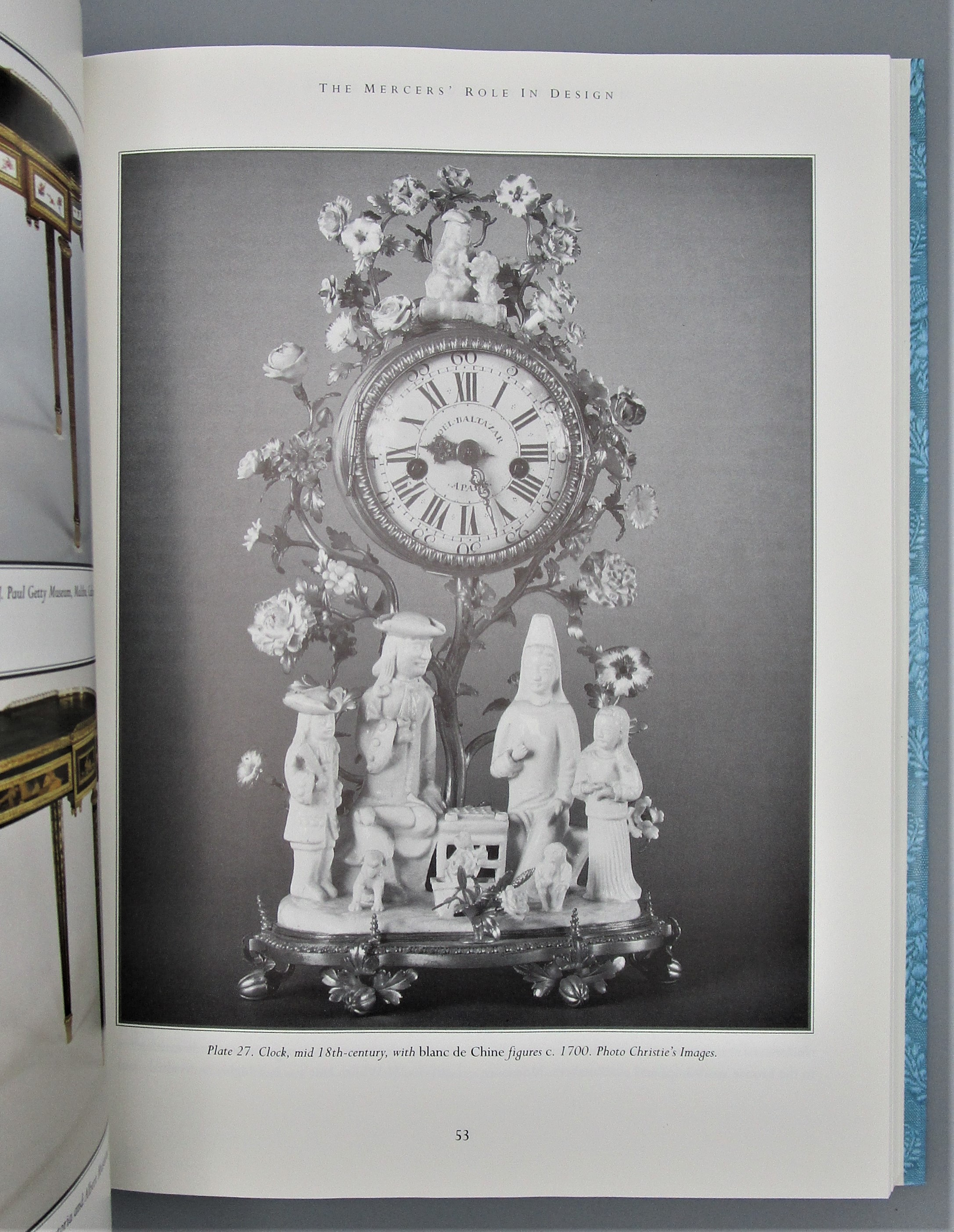 MERCHANTS AND LUXURY MARKETS: 18th C Paris, by Carolyn Sargentson - 1996