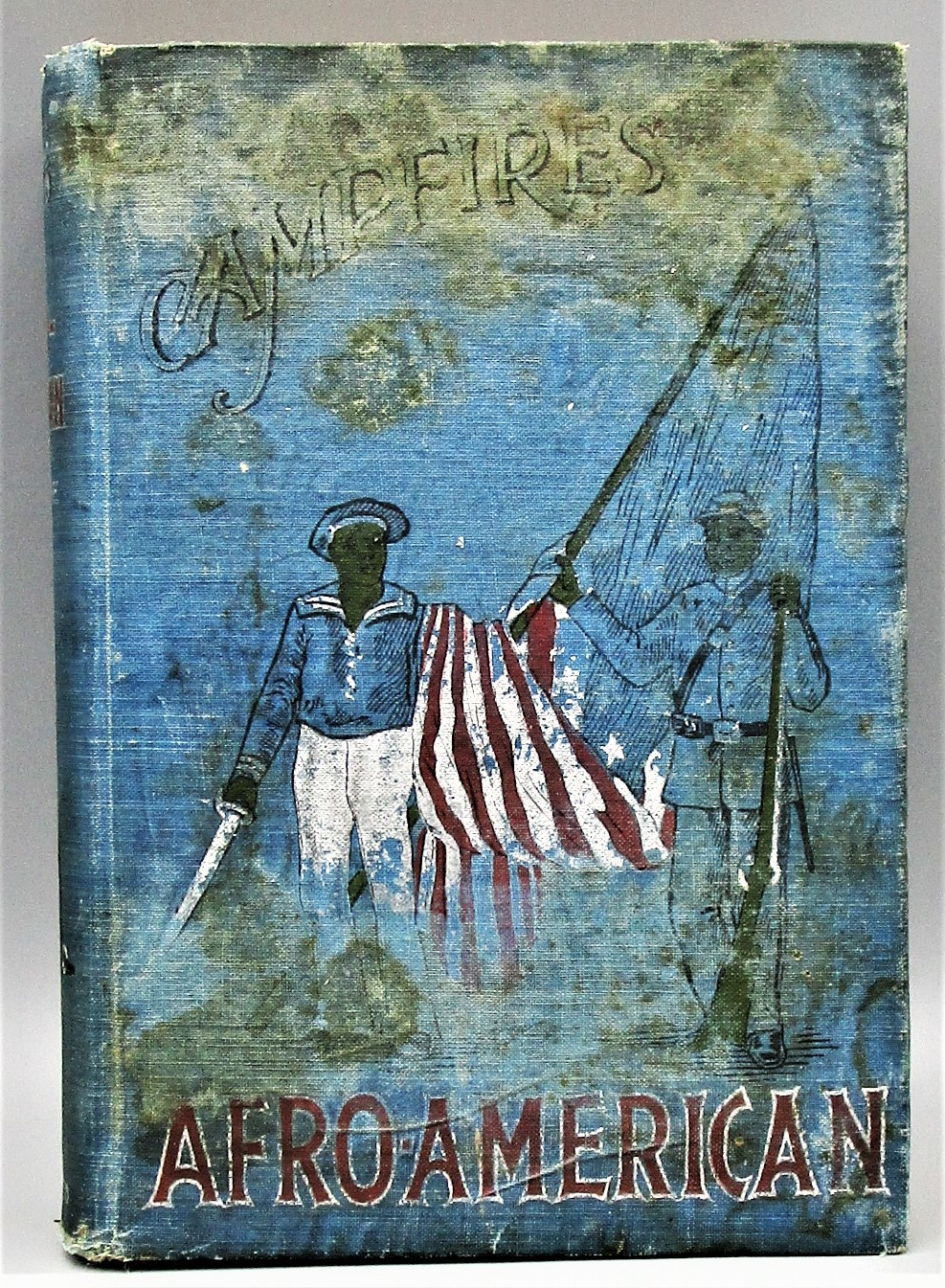 CAMPFIRES OF THE AFRO-AMERICAN, by Jas. M. Guthrie - 1899 [1st Ed]