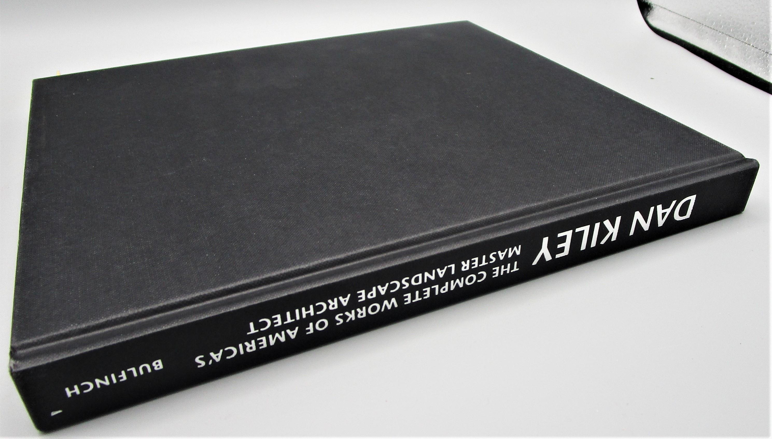 DAN KILEY: THE COMPLETE WORKS, by Dan Kiley; Jane Amidon - 1999 [1st US Ed]