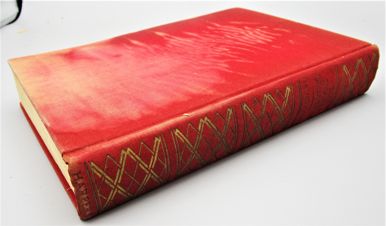 GOD SHAKES CREATION, by David Cohn; Lucian Dent - 1935 [1st Ed]