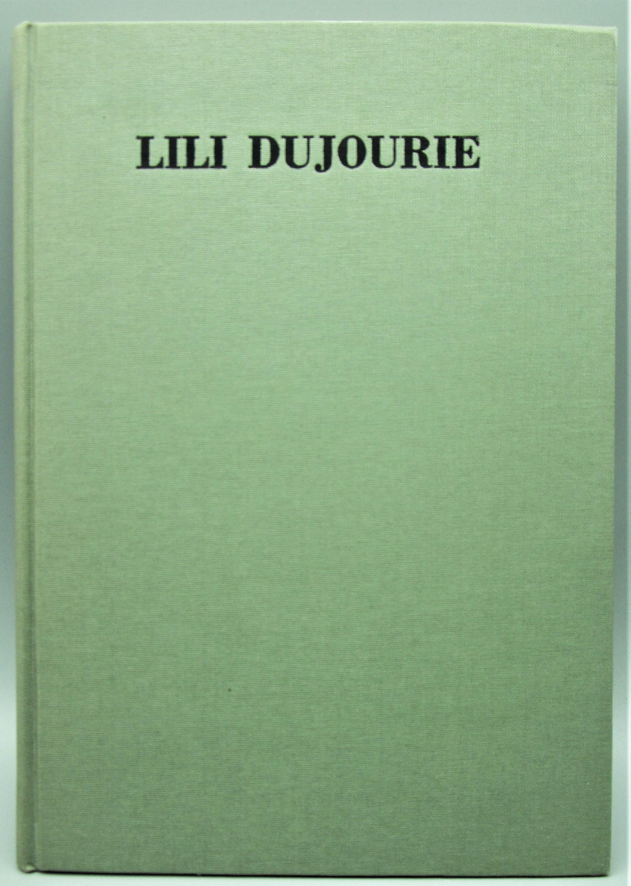 LILI DUJOURIE, by Bart Cassiman; Annelie Pohlen - 1989