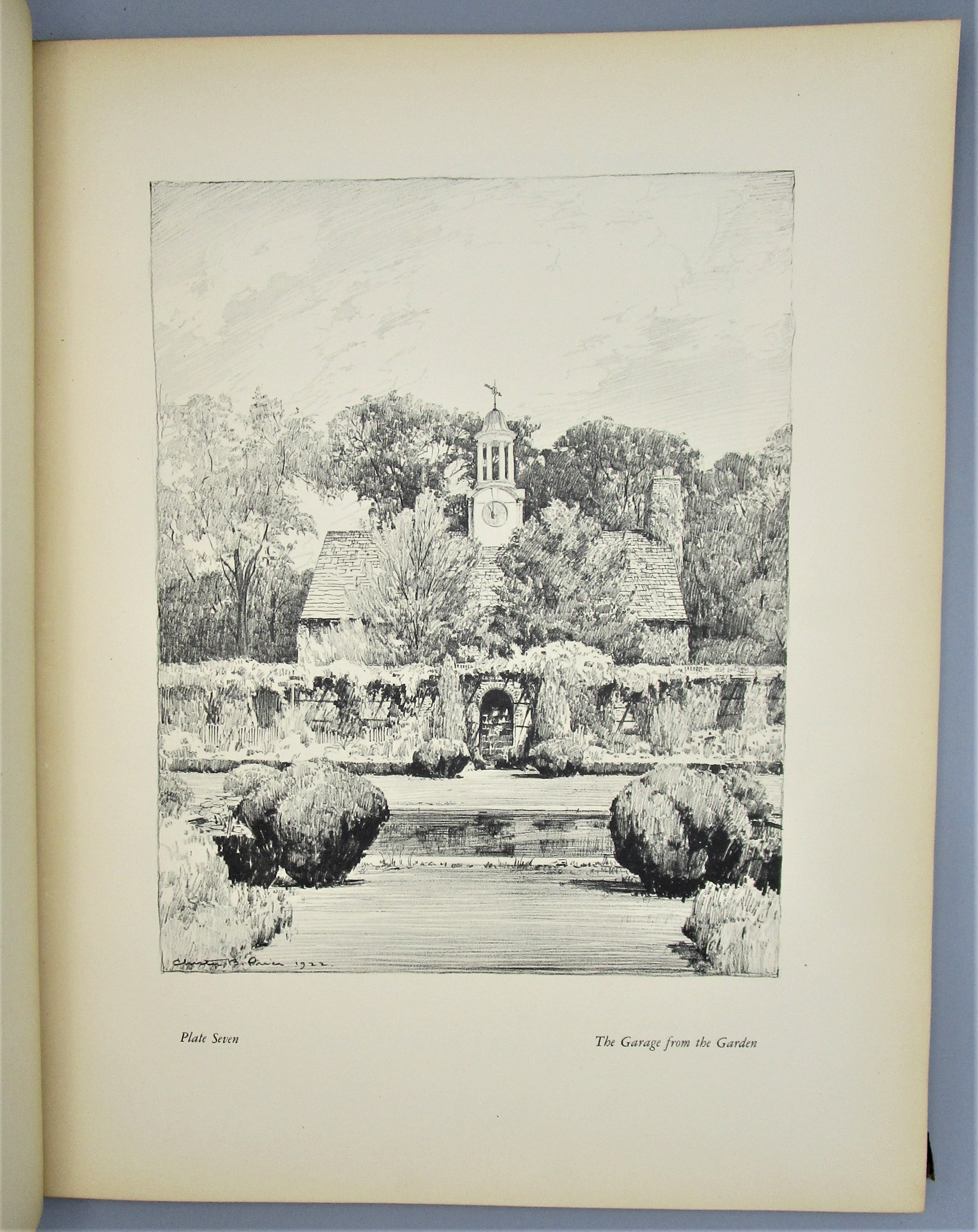 TEN COUNTRY HOUSES BY DELANO & ALDRICH, by Chester B. Price - 1924