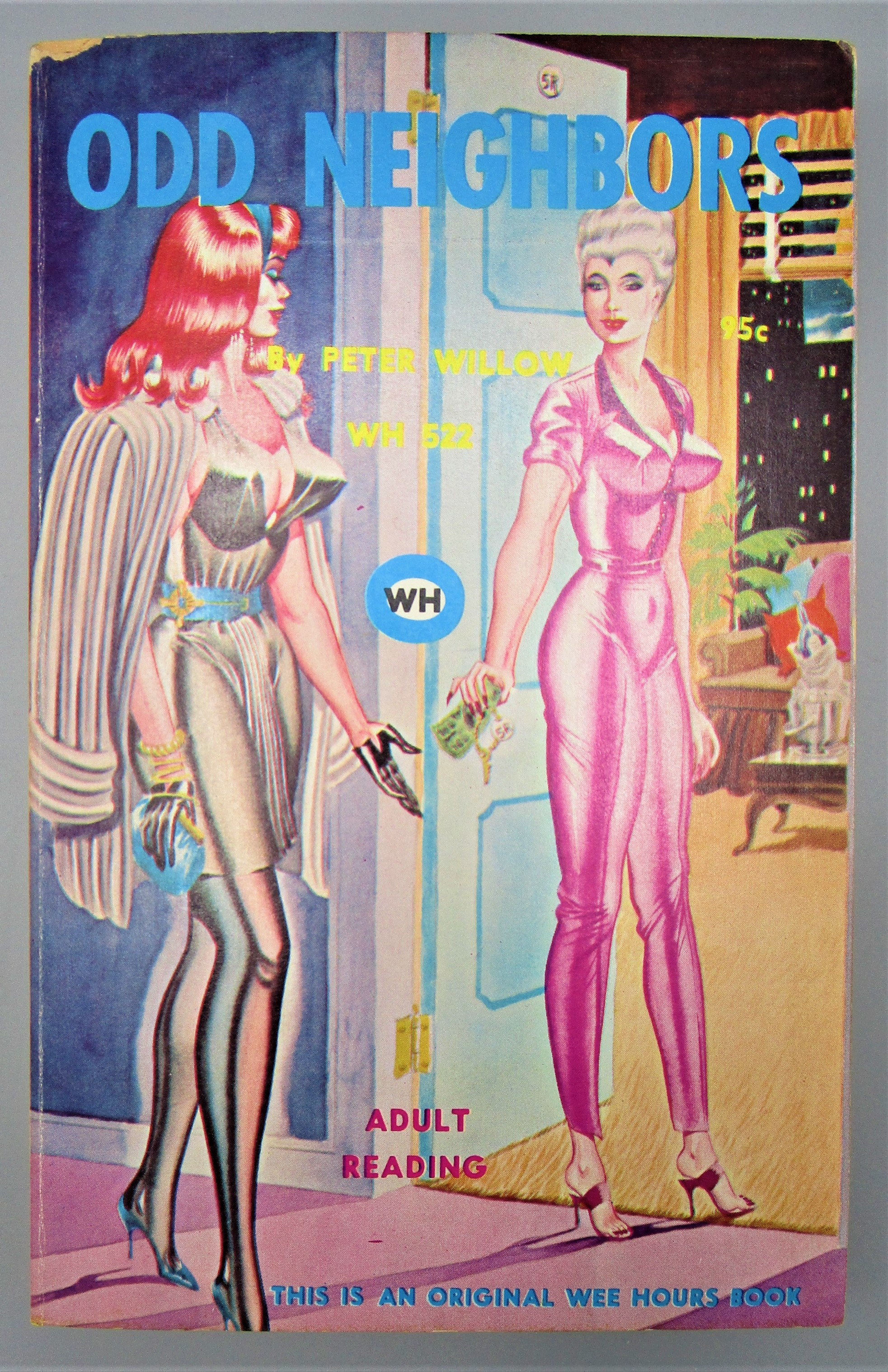 ODD NEIGHBORS, by Peter Willow - 1967 [1st Ed]