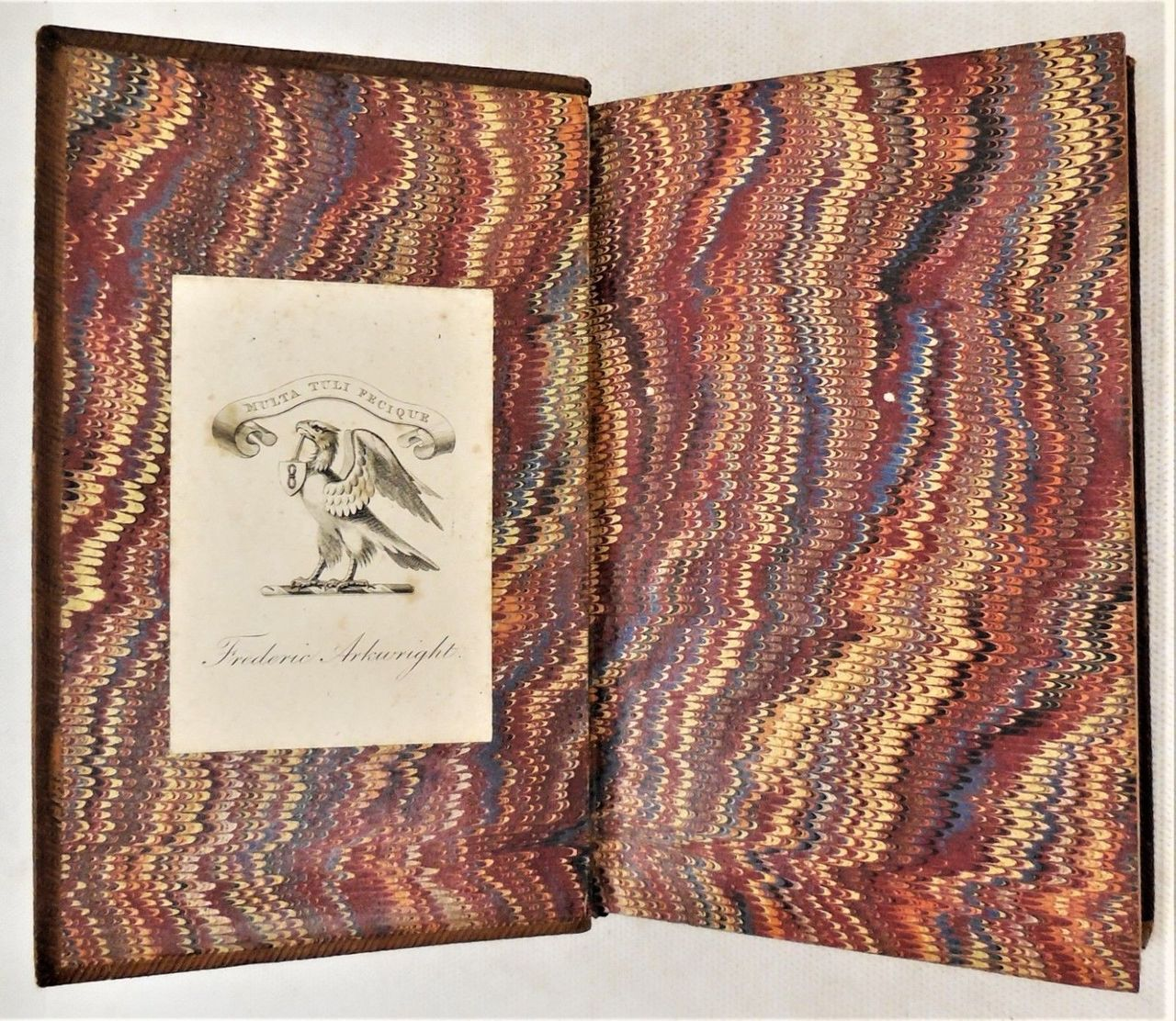 CAMILLA: A PICTURE OF YOUTH, by Frances Burney - 1796 [5 Vols, 1st Ed]