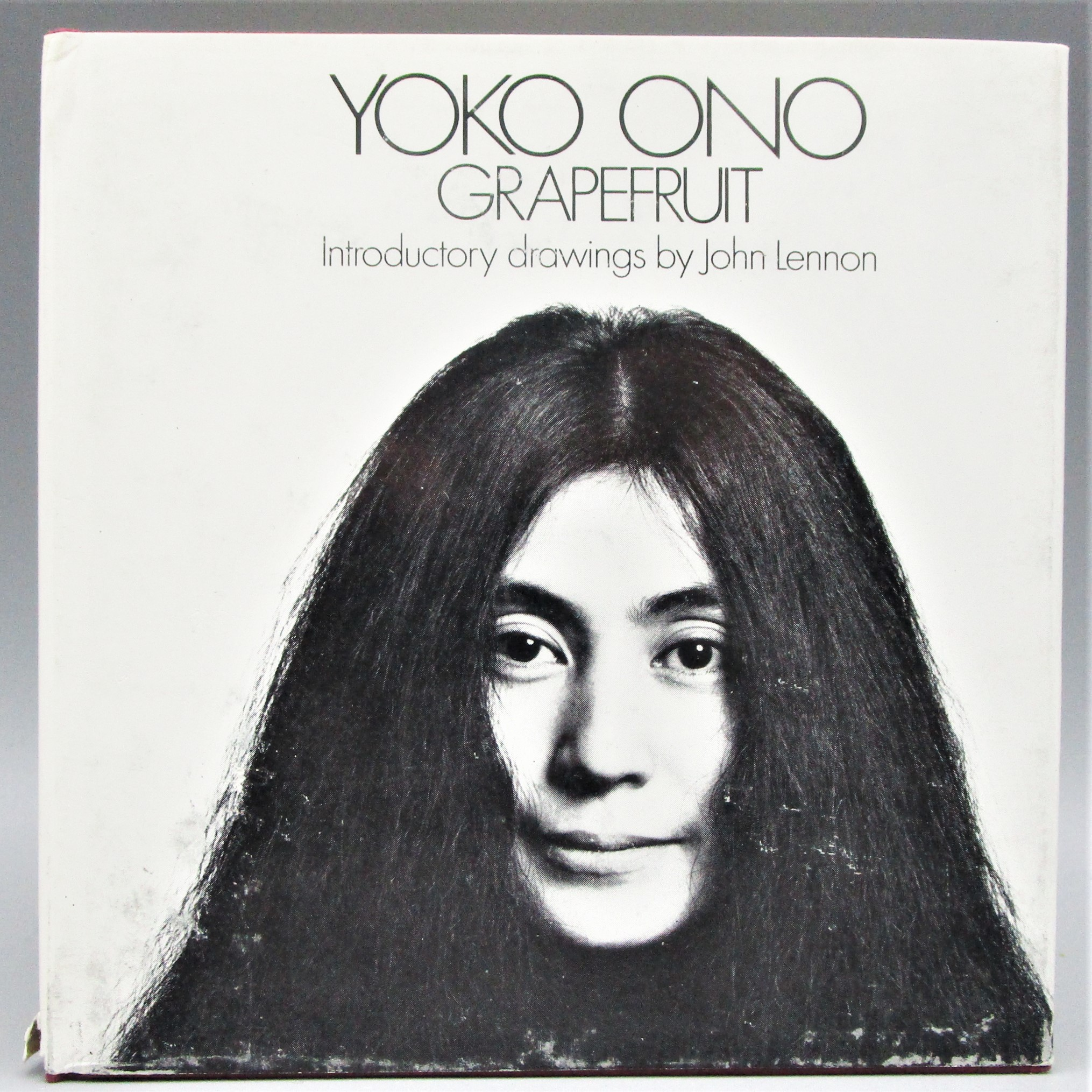 GRAPEFRUIT, by Yoko Ono - 1970 [Signed 1st Ed]