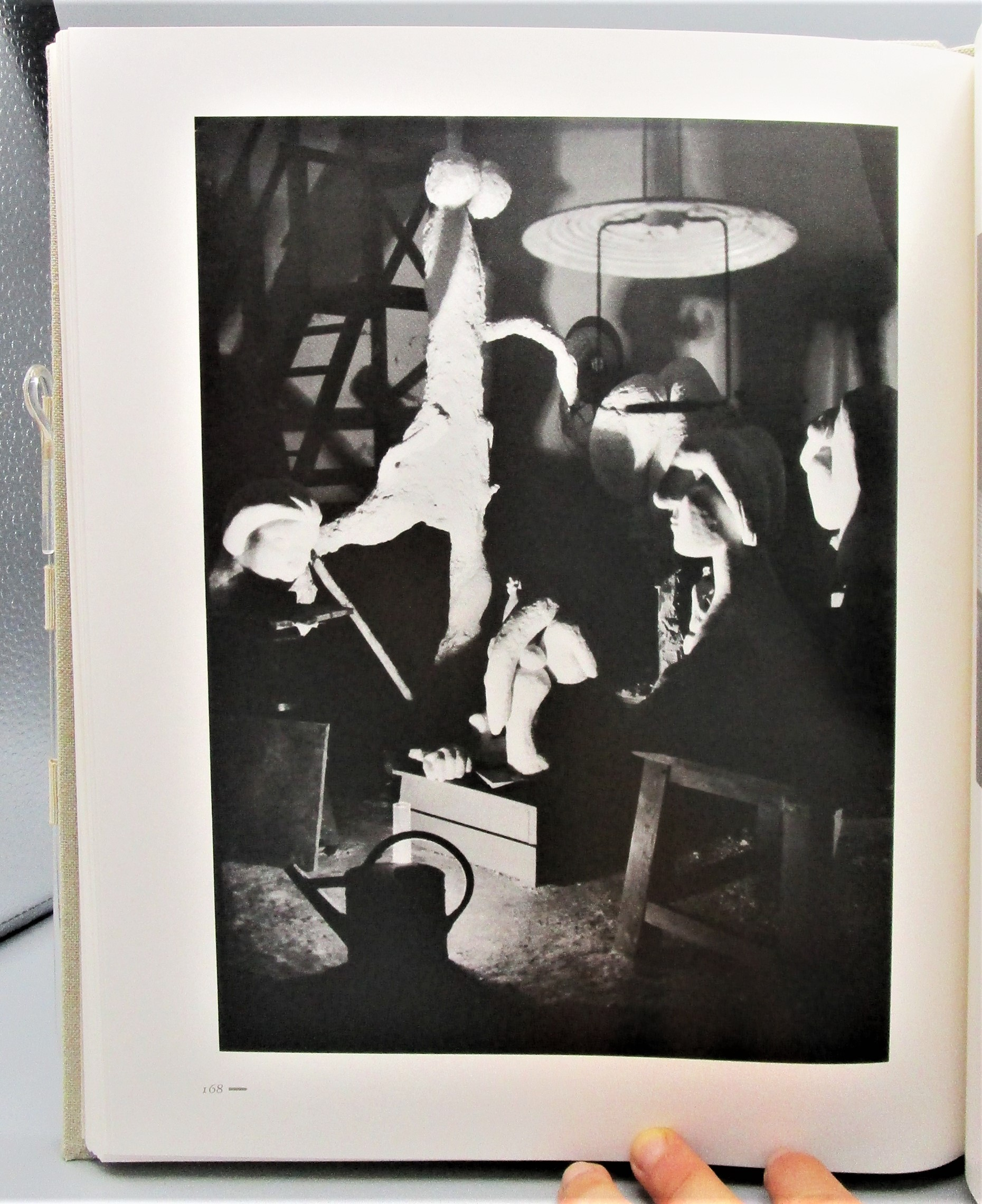 BRASSAI: ARTISTS OF MY LIFE - 1982 [Signed Limited Edition] *signed photogravure*