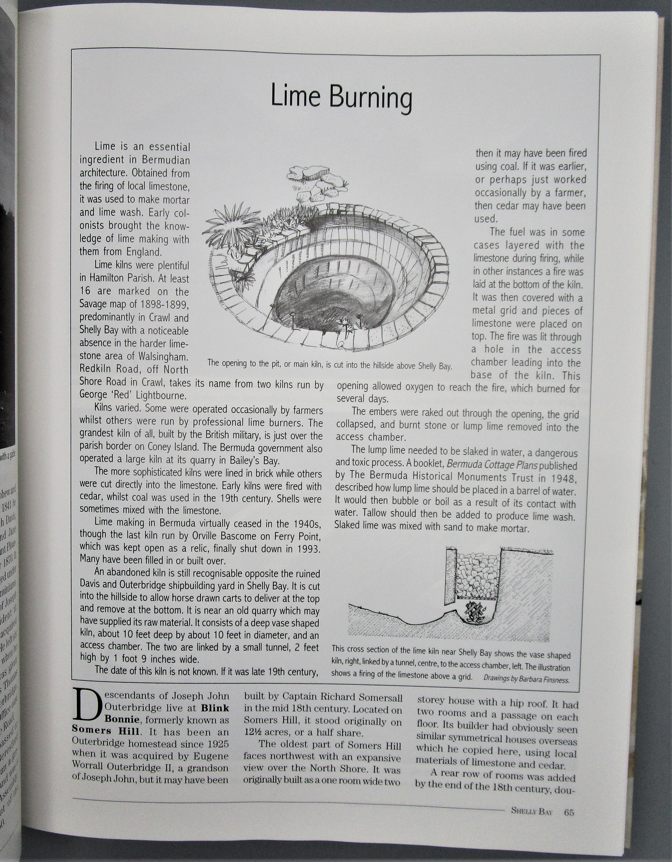 HAMILTON PARISH, by The Bermuda National Trust - 2002 [1st Ed]