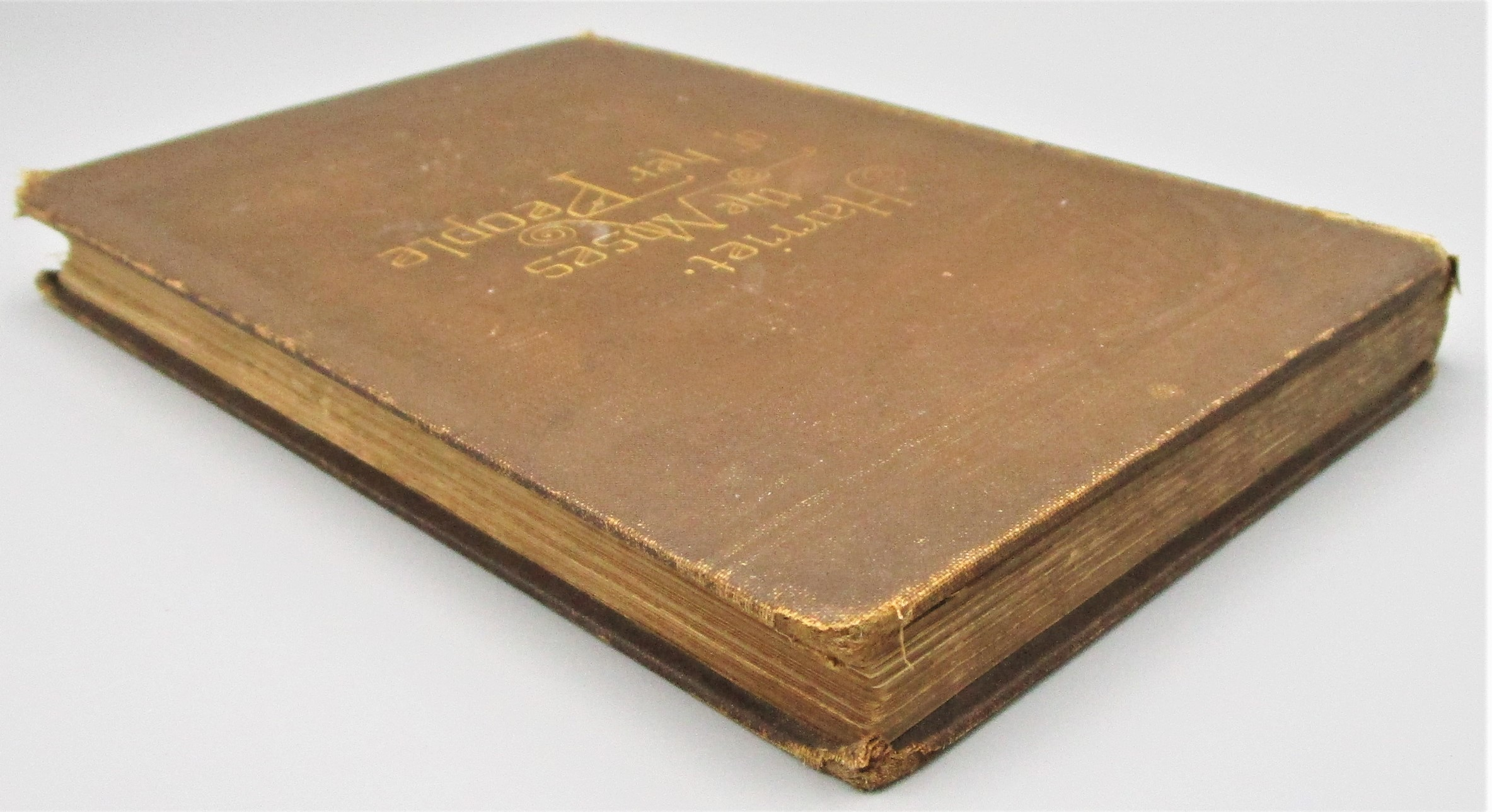 HARRIET: THE MOSES OF HER PEOPLE, by Sarah H. Bradford - 1886 [True 1st Ed]