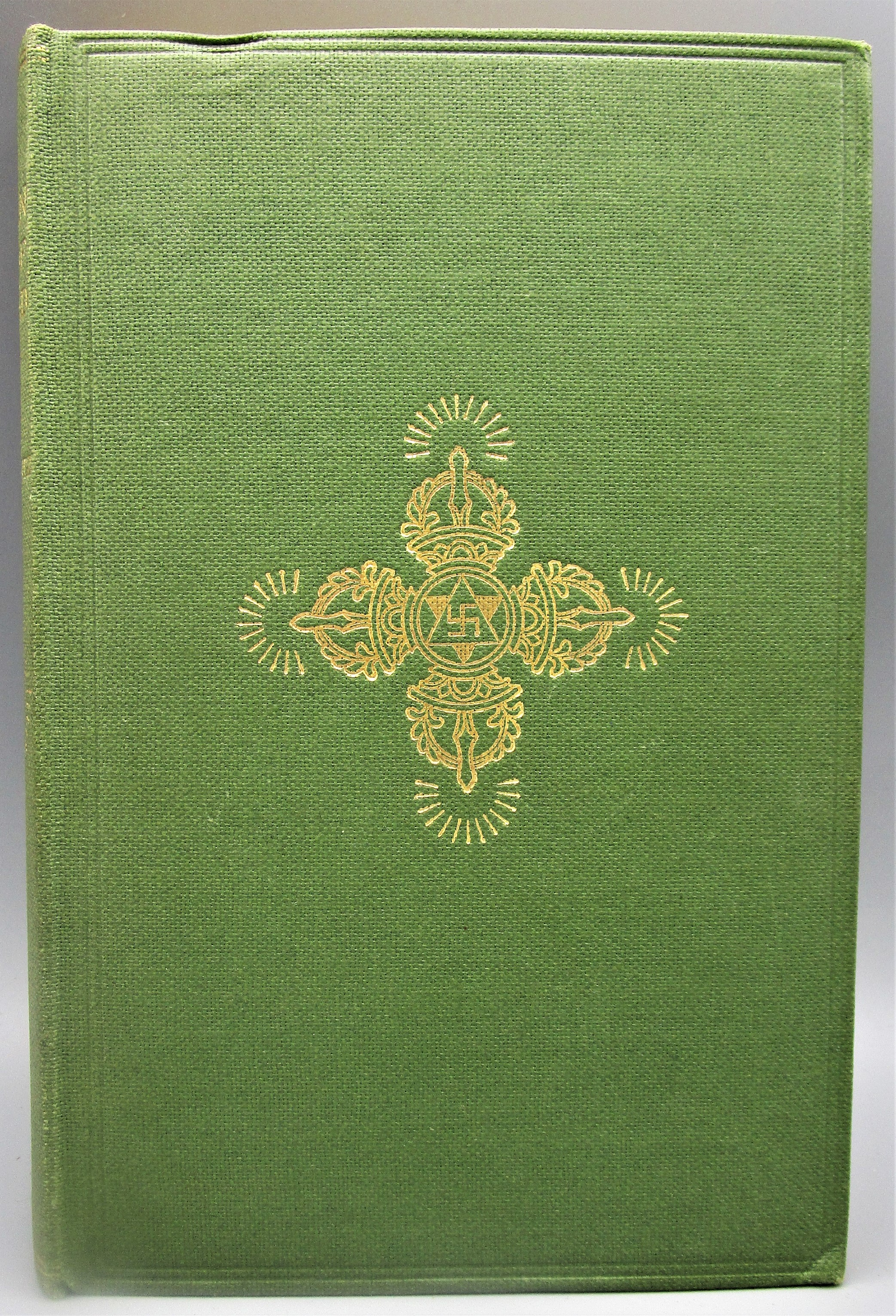 THE TIBETAN BOOK OF THE DEAD, by W. Y. Evans-Wentz - 1927 [1st Ed]