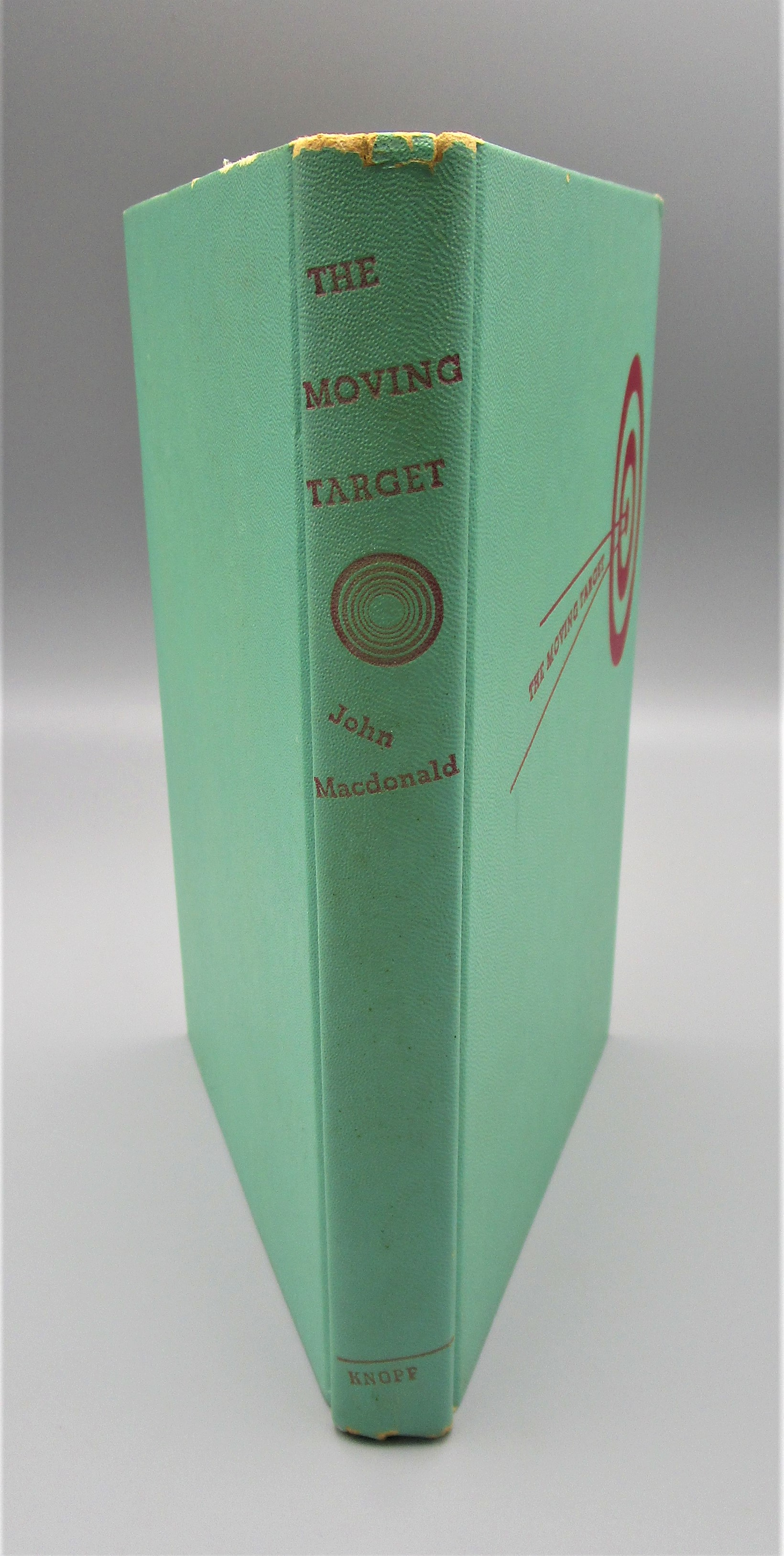 THE MOVING TARGET, by John Macdonald - 1949