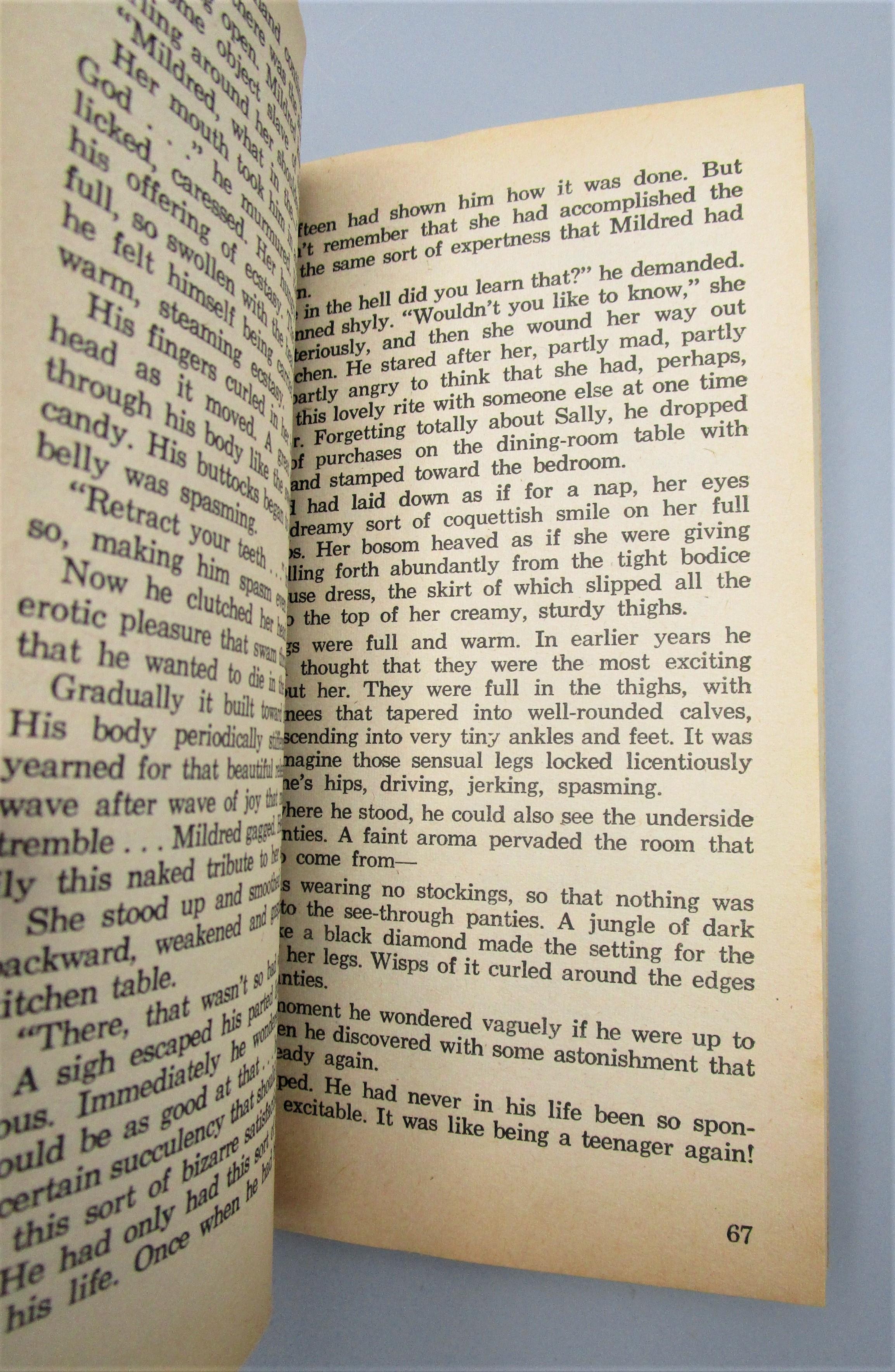 TEENAGE TARTS, by Raven Hughes - 1967