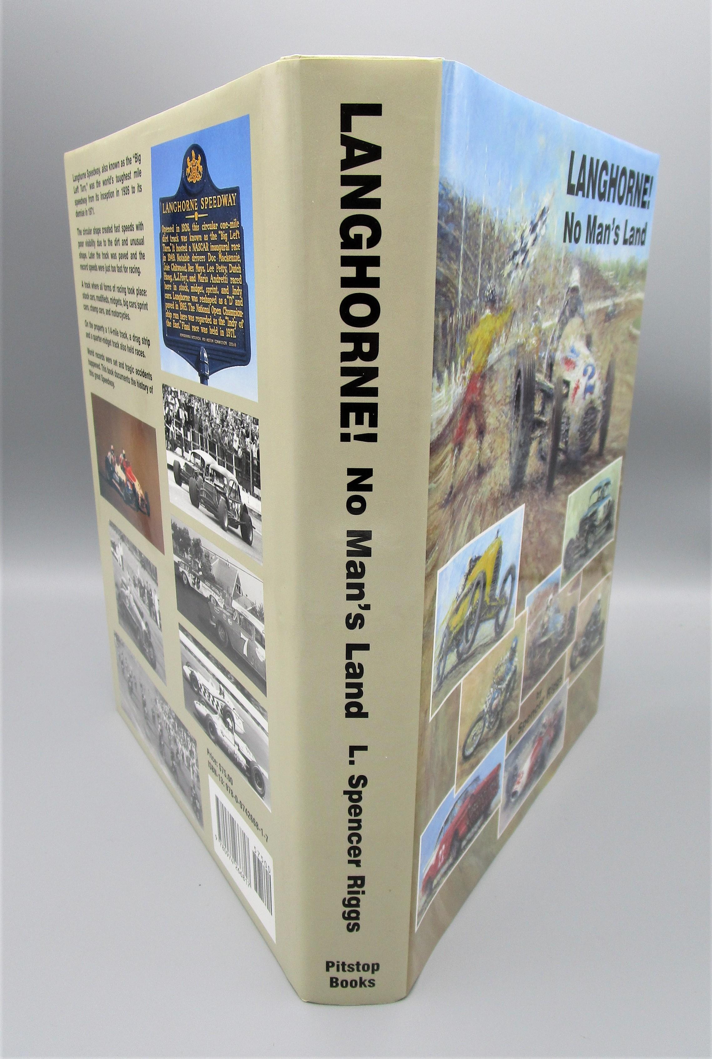 LANGHORNE! NO MAN'S LAND, by L. Spencer Riggs - 2008